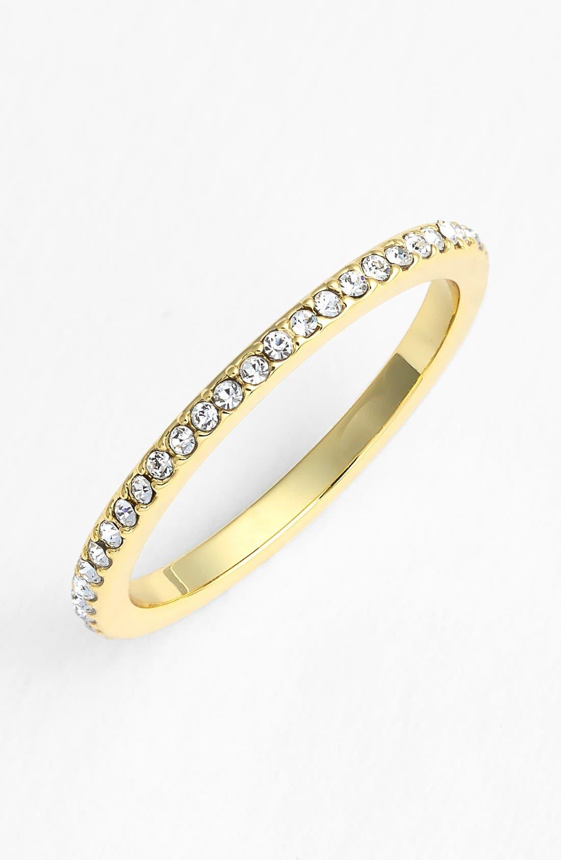 Main Image - Ariella Collection Pavé Ring