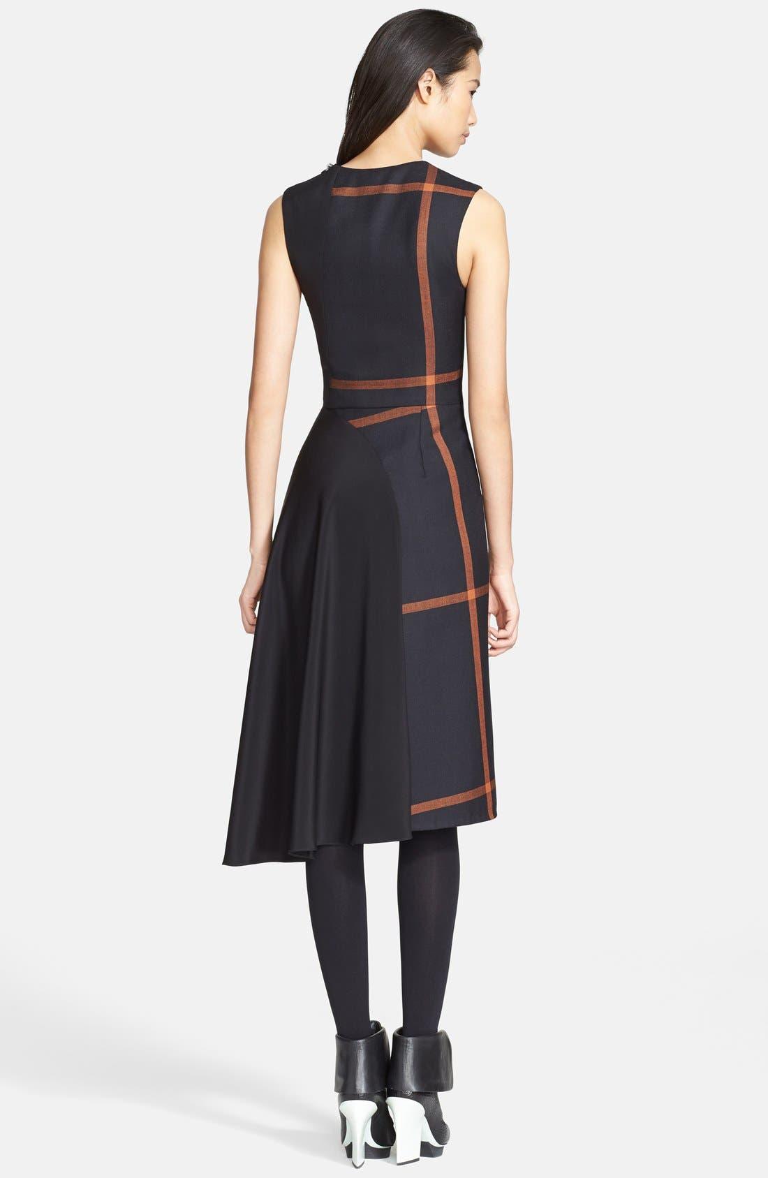 Alternate Image 2  - 3.1 Phillip Lim 'Shadow' Satin Inset Dress