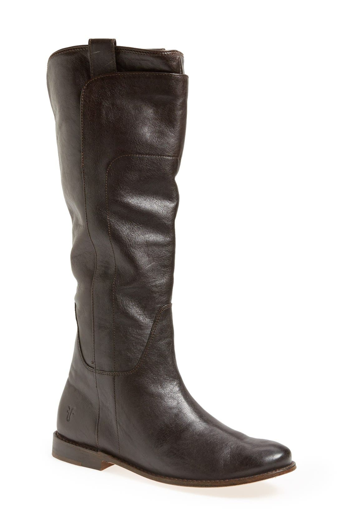 Alternate Image 1 Selected - Frye 'Paige' Tall Riding Boot
