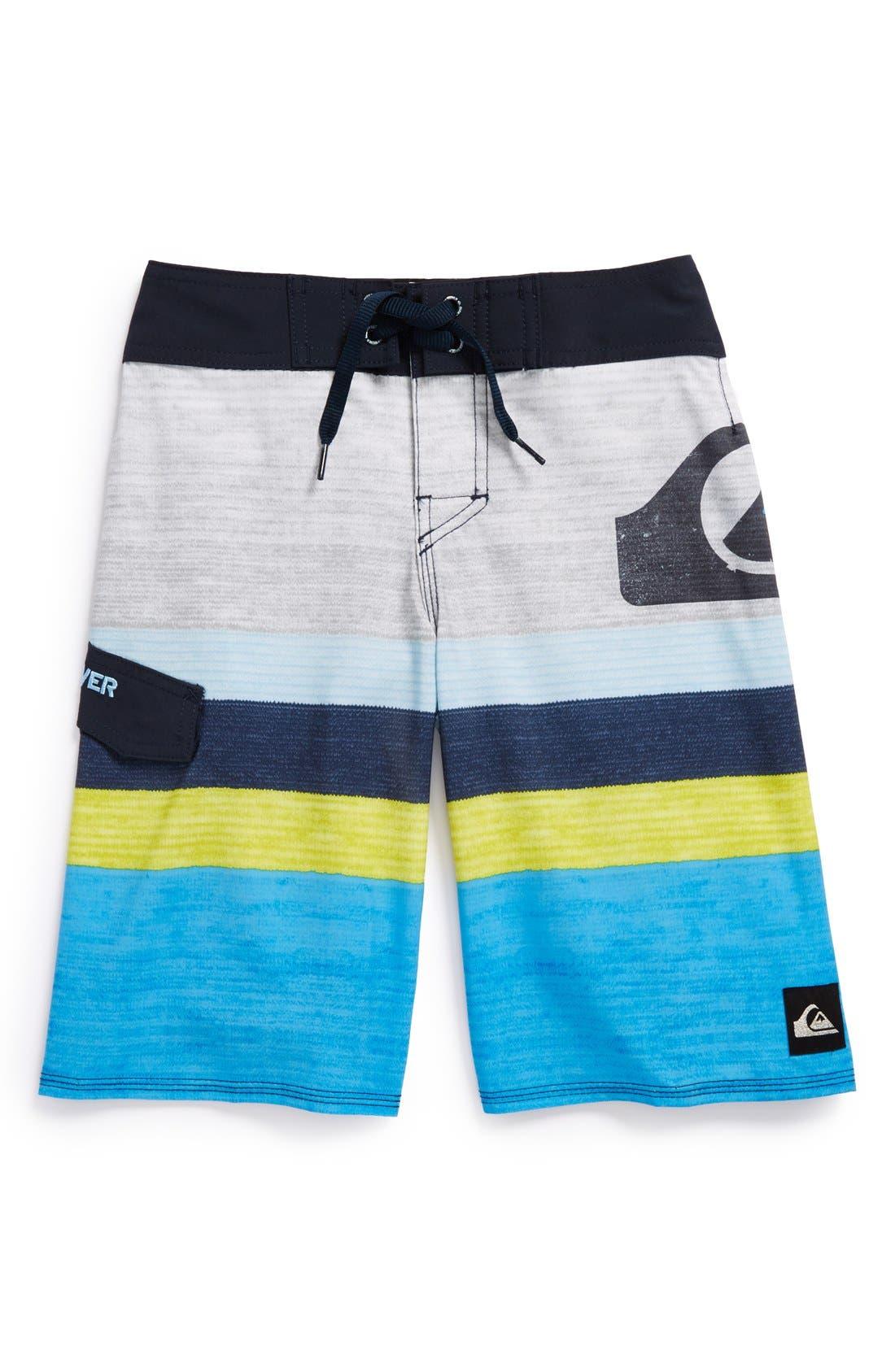 Main Image - Quiksilver 'Slater' Board Shorts (Little Boys & Big Boys)