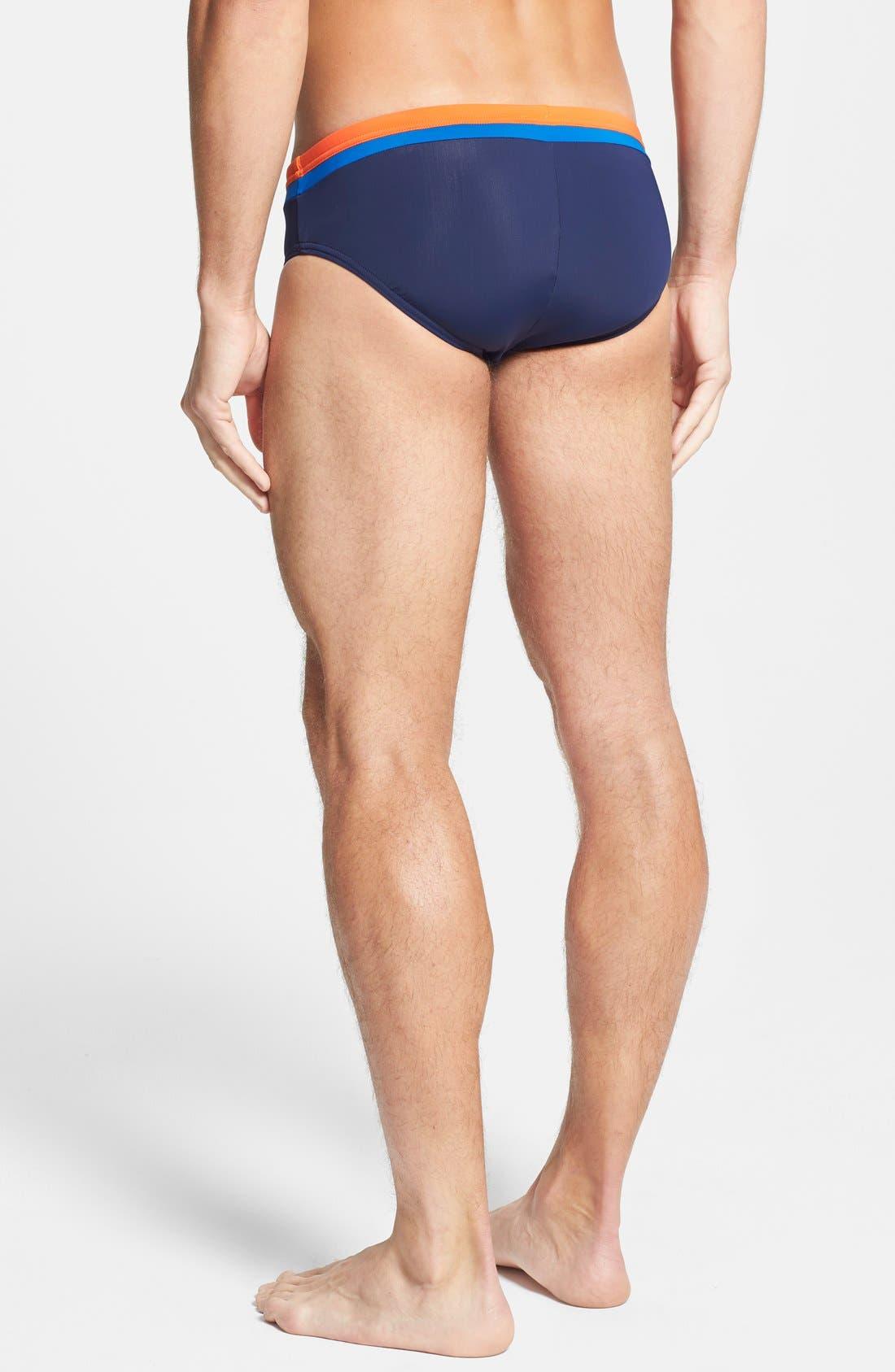 Alternate Image 2  - Speedo® Swim Briefs