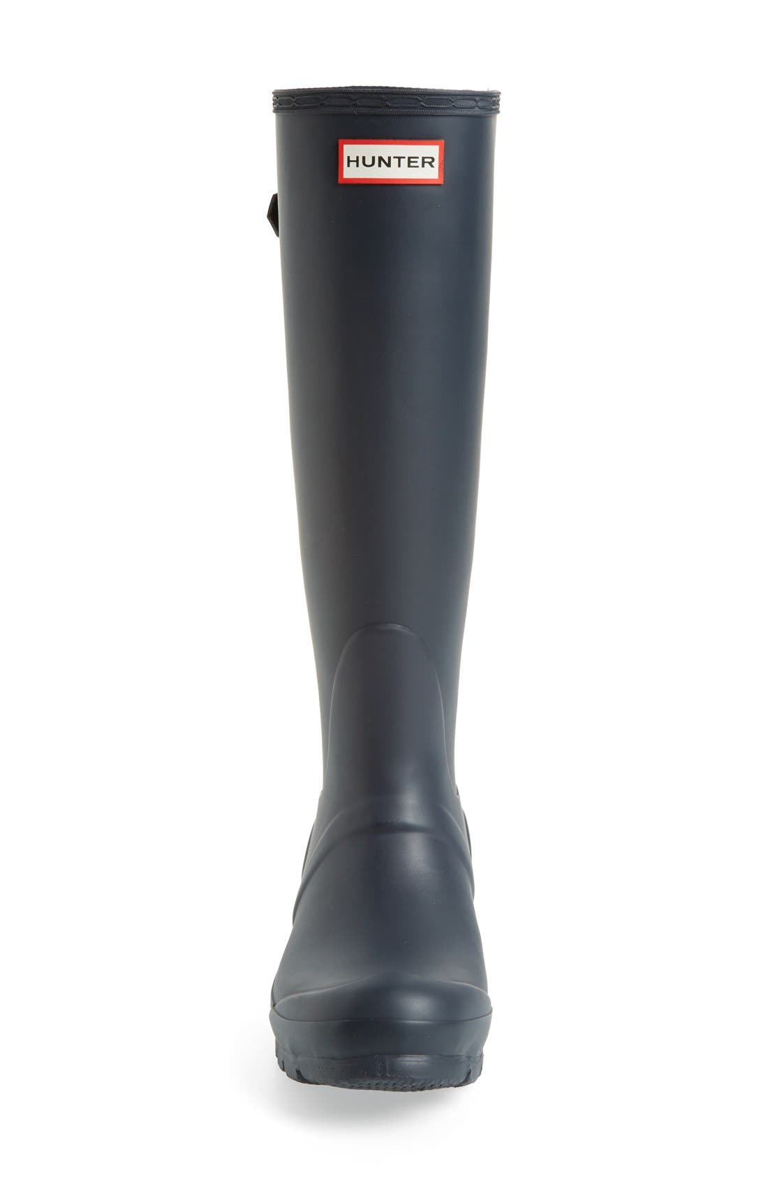 Alternate Image 3  - Hunter Adjustable Calf Rain Boot (Women)
