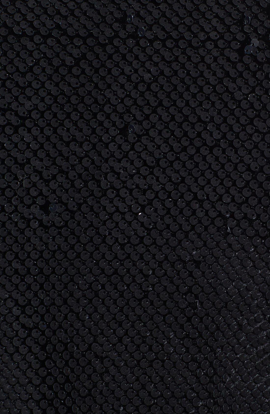 Alternate Image 3  - Armani Collezioni Paillette Velvet Jacket