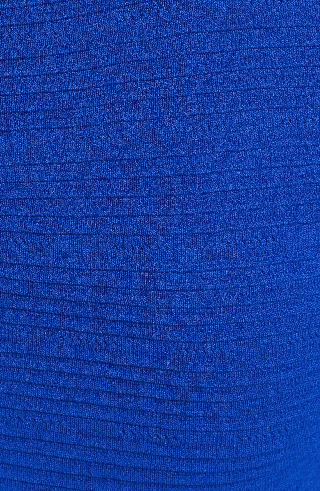 Alternate Image 3  - Felicity & Coco Knit Body-Con Midi Dress (Petite) (Nordstrom Exclusive)