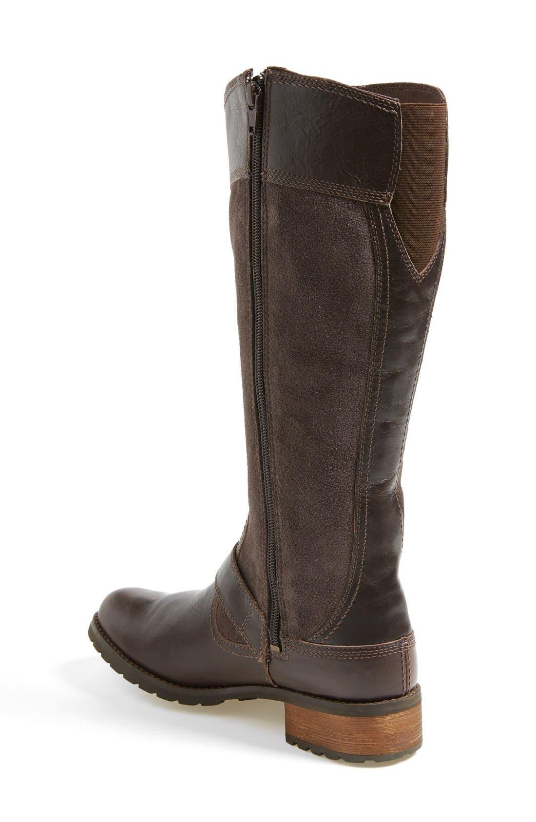 Alternate Image 2  - Timberland Earthkeepers® 'Bethel' Tall Boot (Women)