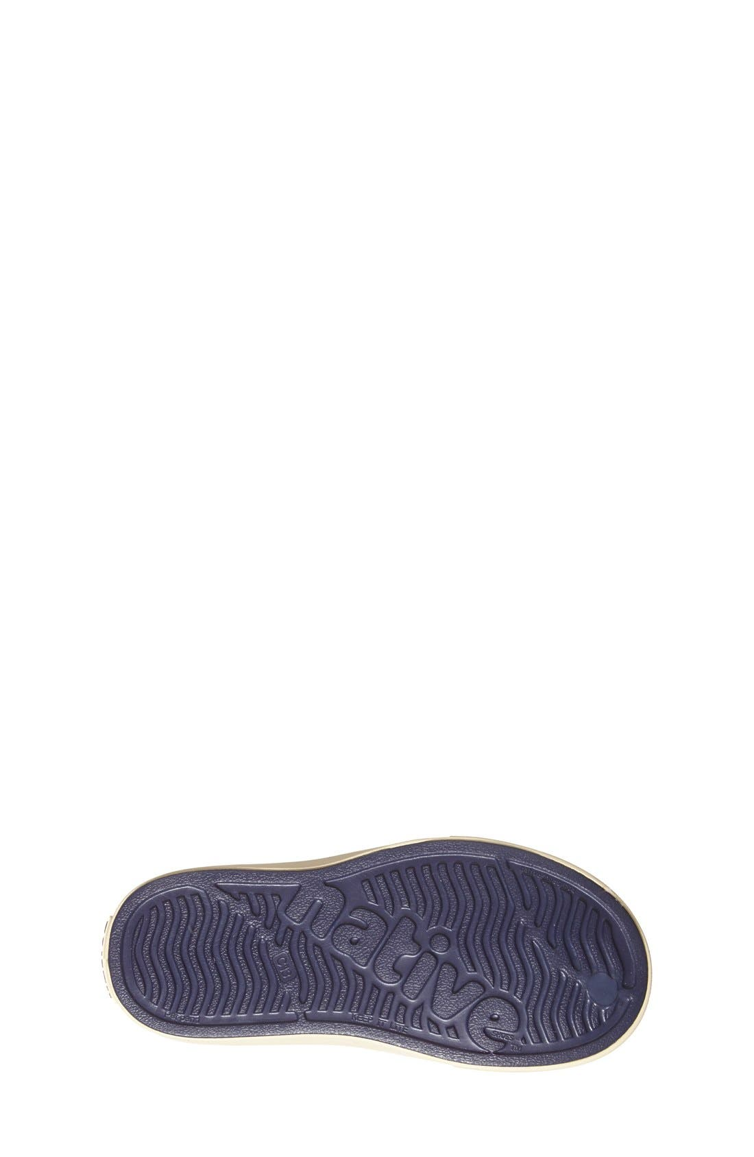 Alternate Image 4  - Native Shoes 'Miller' Slip-On (Baby, Walker, Toddler & Little Kid)