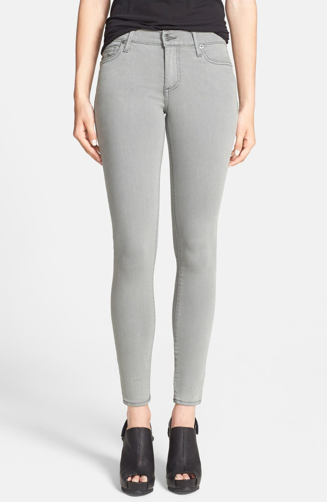 Main Image - True Religion Brand Jeans 'Halle' Skinny Jeans (Protester's Song)