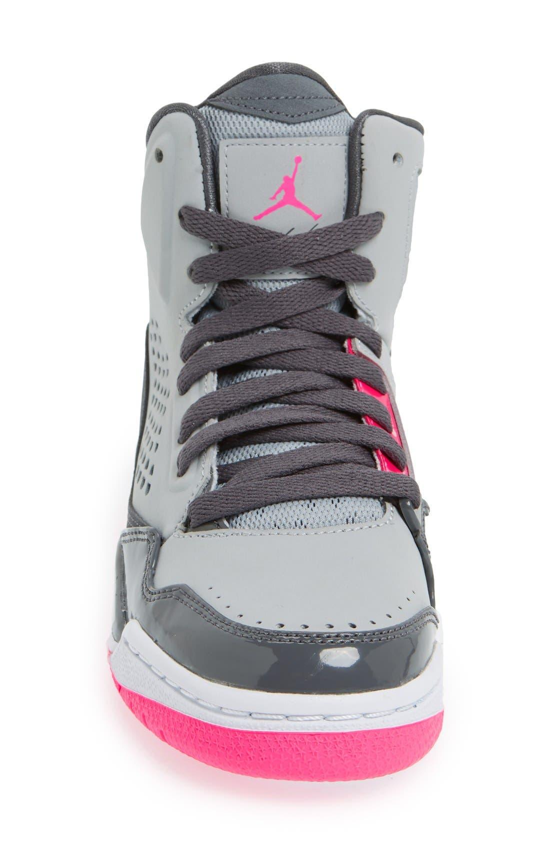 Alternate Image 3  - Nike 'Jordan SC3' Basketball Shoe (Big Kid)