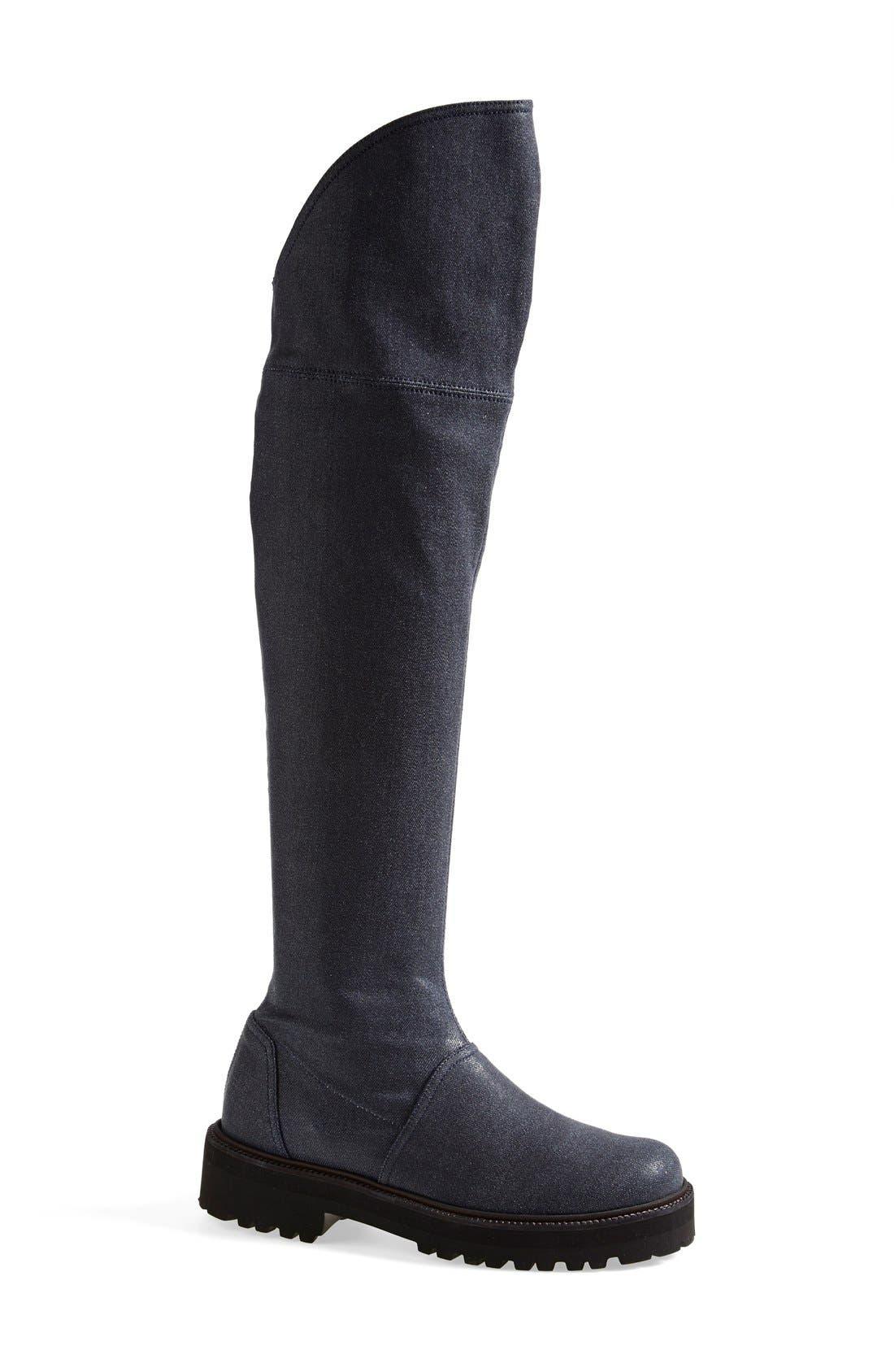 Alternate Image 1 Selected - MM6 Maison Margiela Over the Knee Boot (Women)