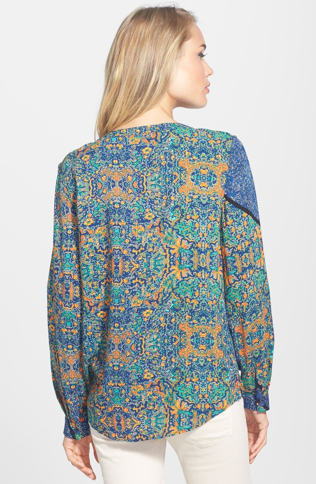 Alternate Image 2  - Plenty by Tracy Reese Medallion Print Tunic