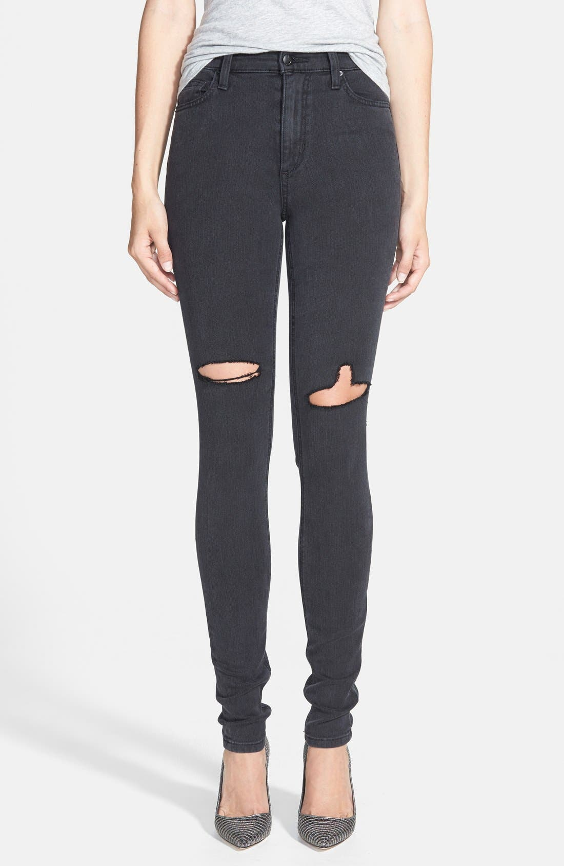 Main Image - Joe's High Rise Skinny Jeans (Rhea)