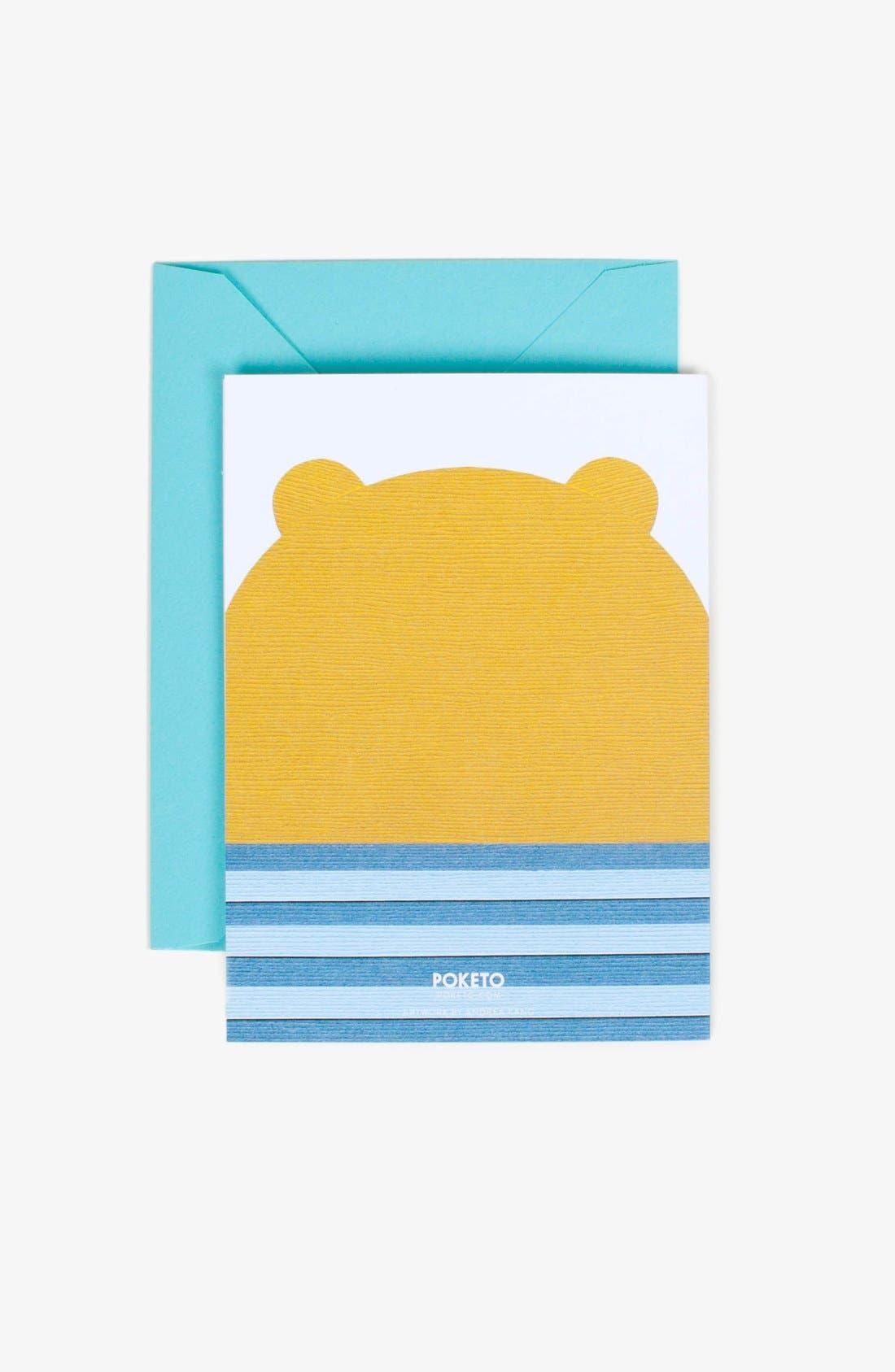 Alternate Image 5  - Poketo Assorted Cards (Set of 3)