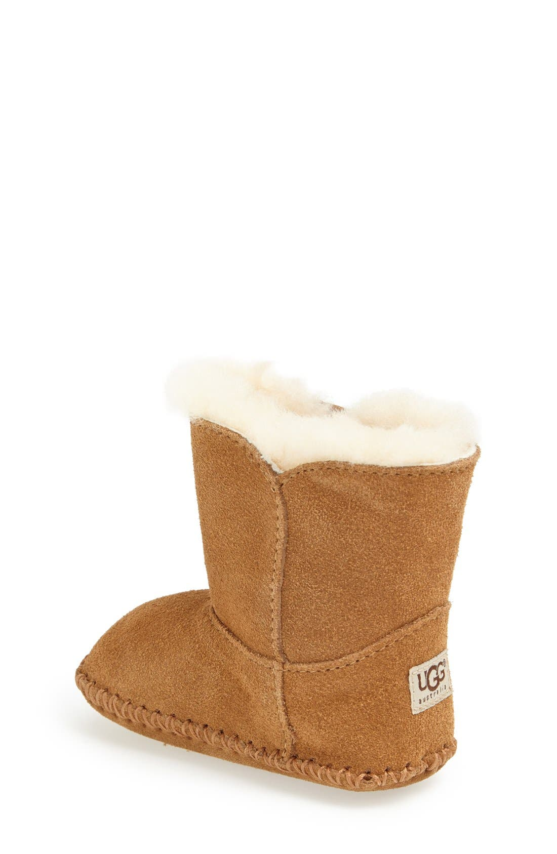 Alternate Image 2  - UGG® Caden Boot (Baby & Walker)