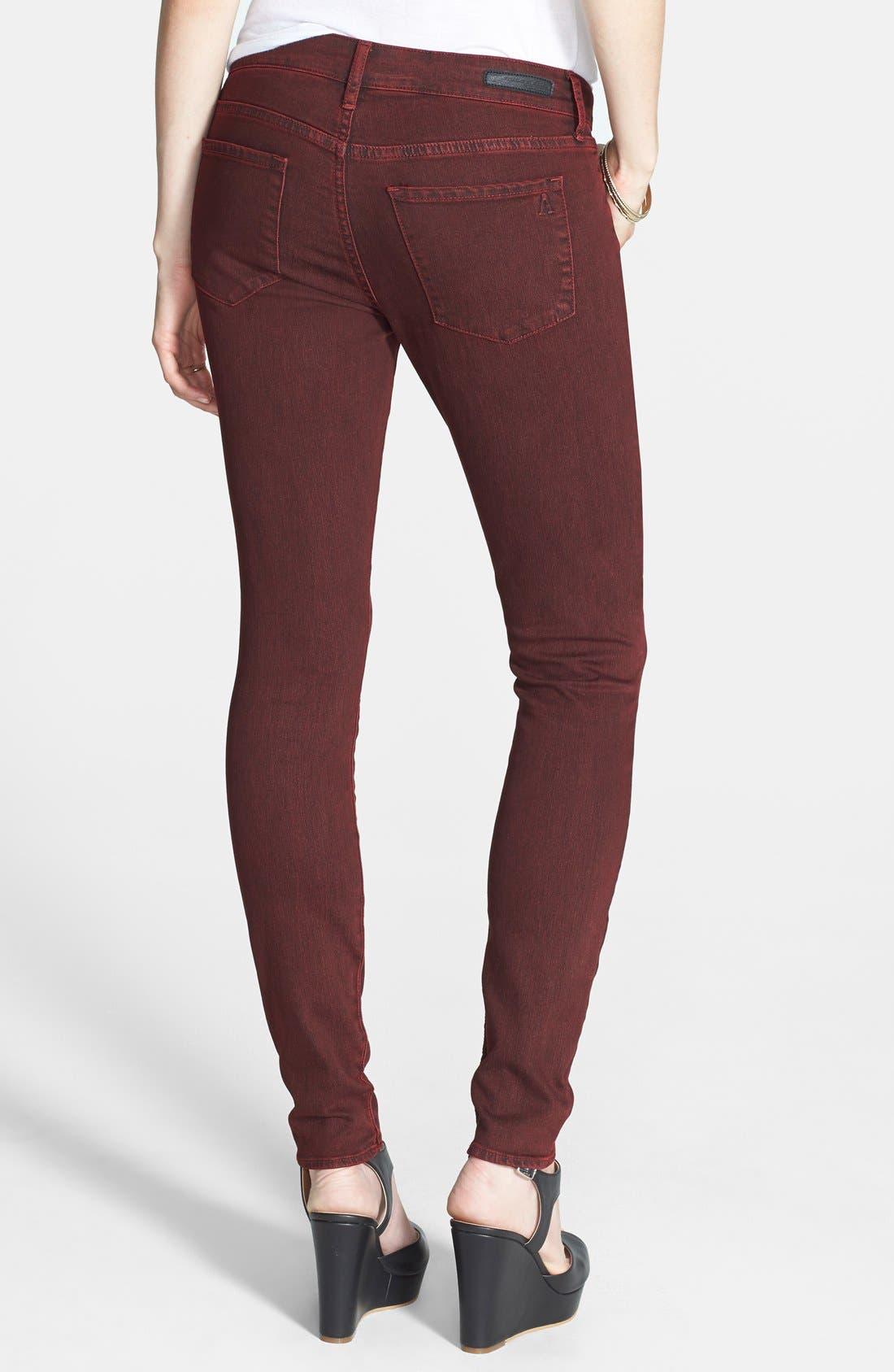 Alternate Image 2  - Articles of Society 'Mya' Skinny Jeans