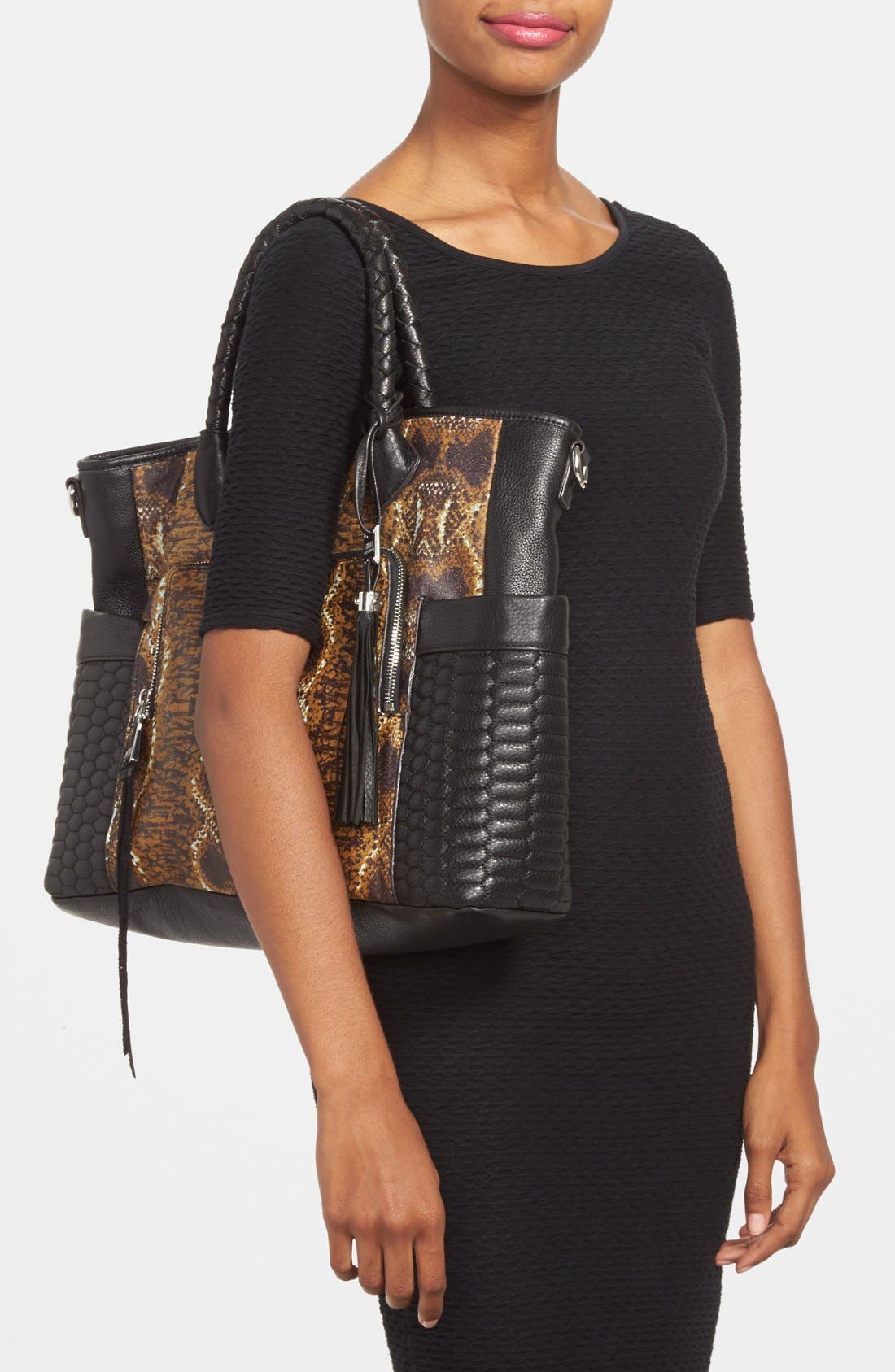 Alternate Image 2  - Aimee Kestenberg 'Maria' Convertible Shoulder Tote