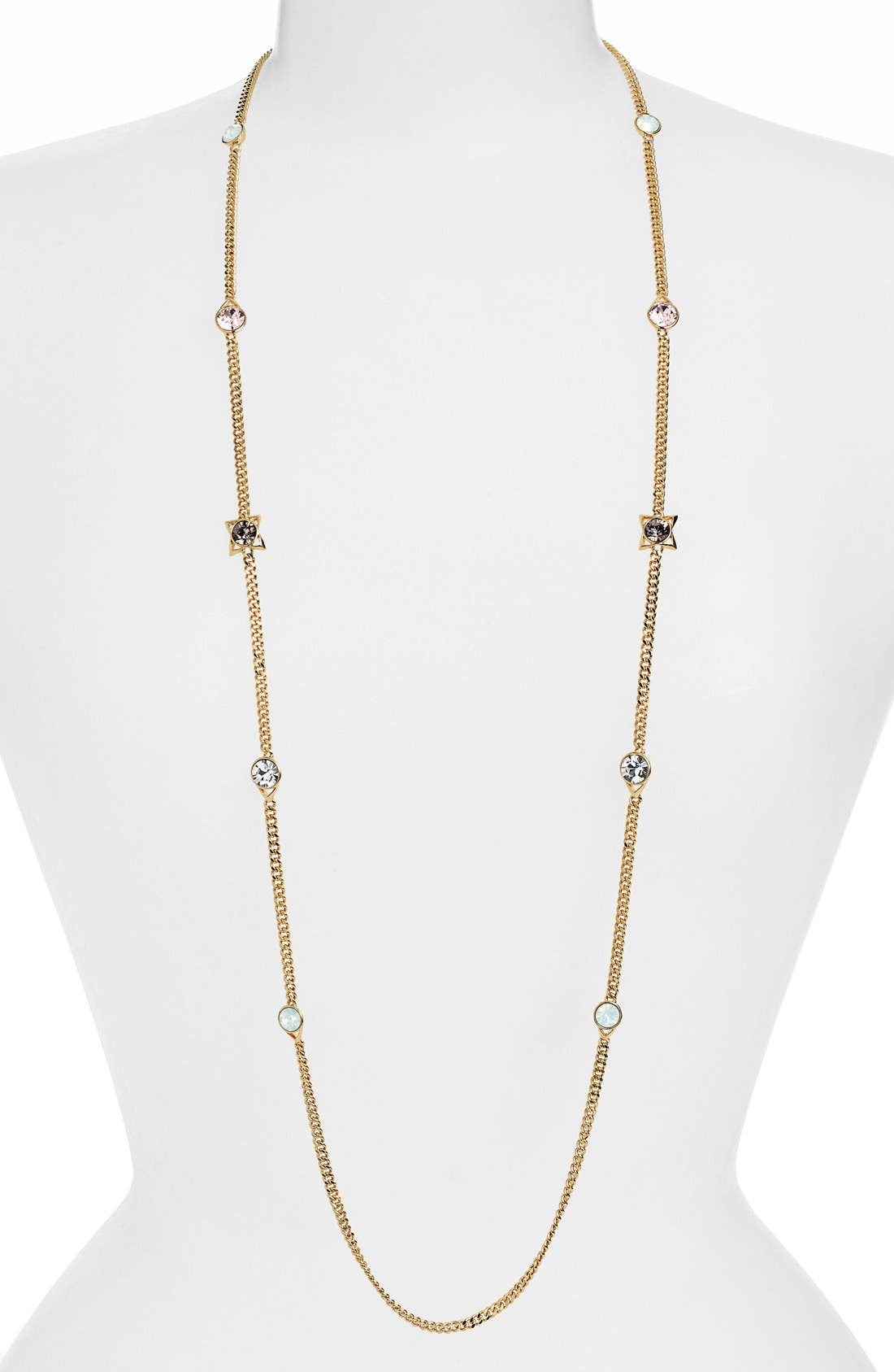 Alternate Image 1 Selected - Givenchy Long Station Necklace