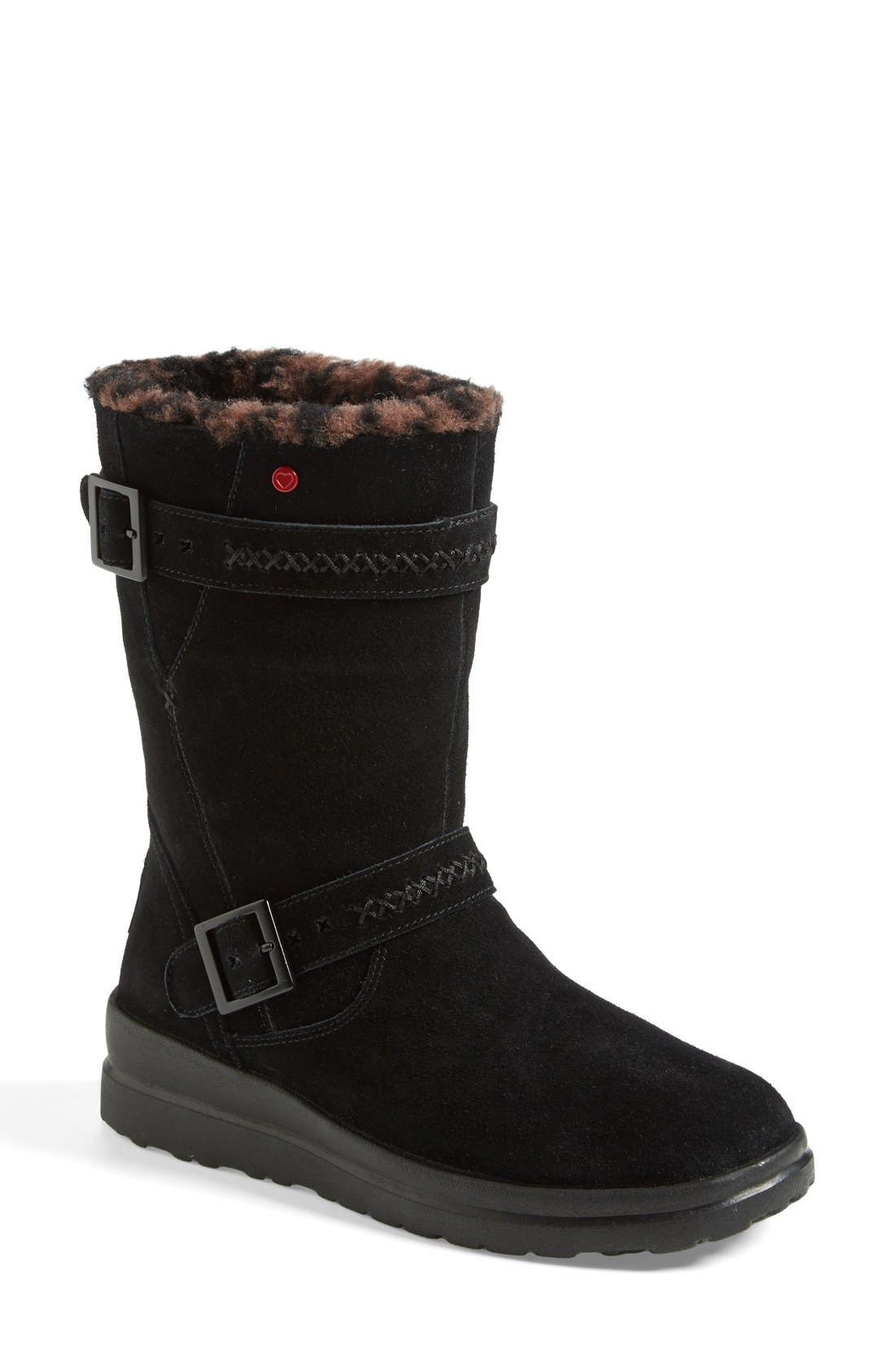Alternate Image 1 Selected - I Heart UGG™ by UGG® Australia 'I Heart Moto' Boot