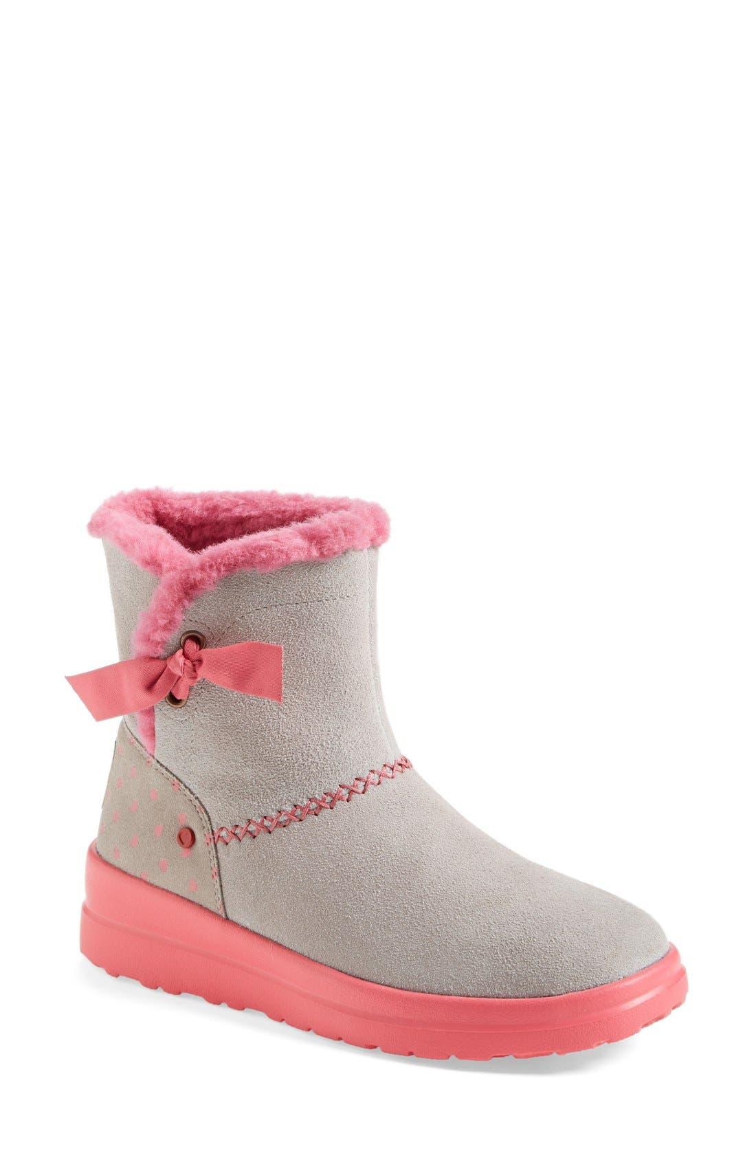 Alternate Image 1 Selected - I Heart UGG™ by UGG® Australia 'I Heart Knotty' Boot