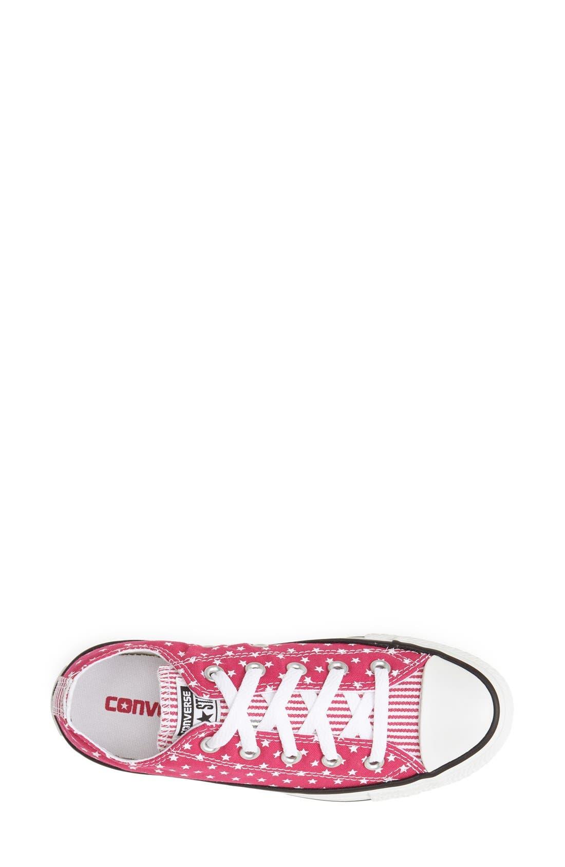 Alternate Image 3  - Converse Chuck Taylor® All Star® 'Mini Stars & Bars' Low Sneaker (Women)