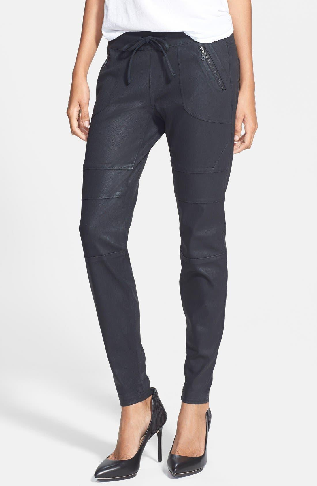 Alternate Image 1 Selected - Kiind Of Jogger Skinny Pants