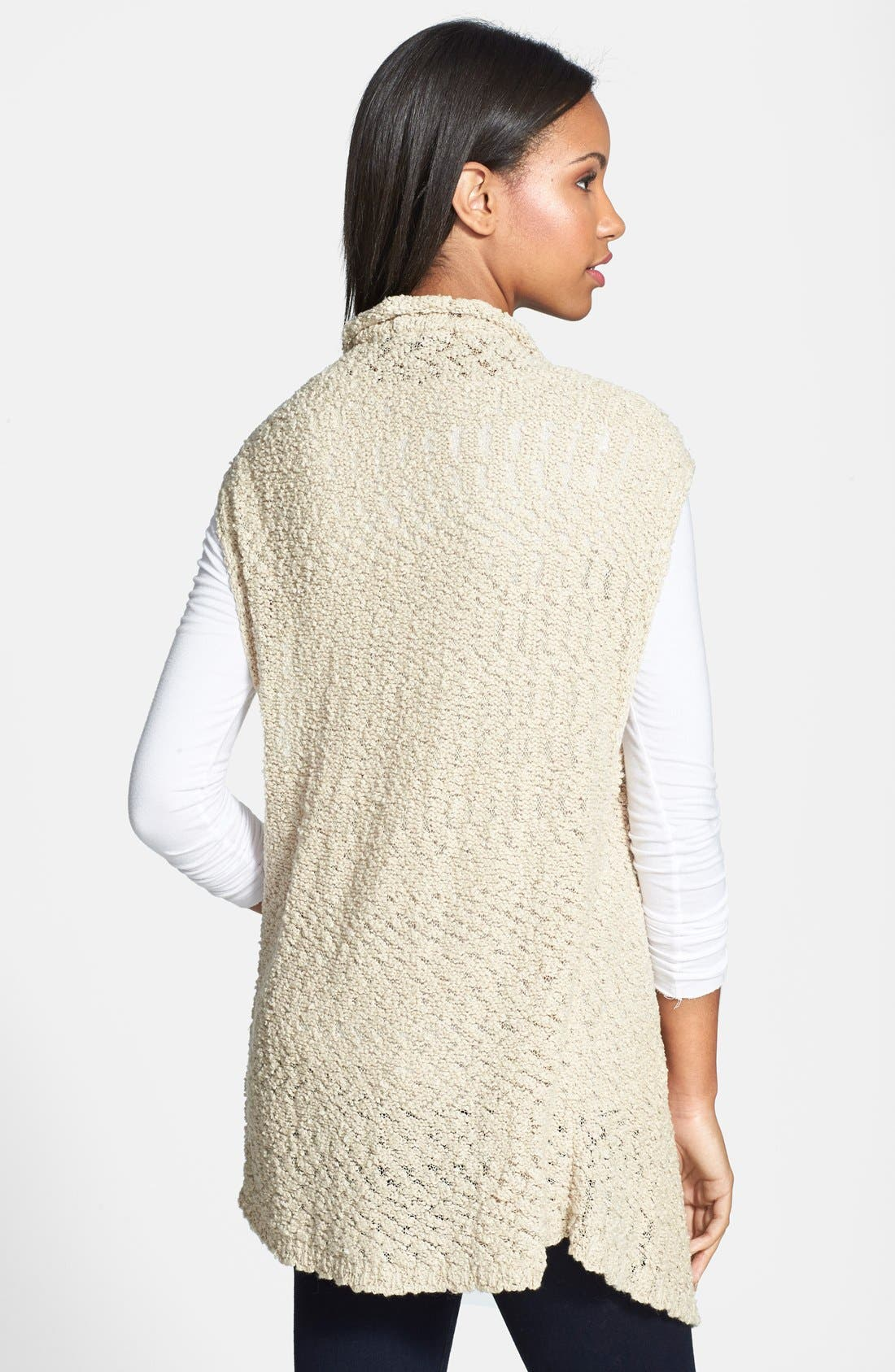 Alternate Image 2  - NIC+ZOE 'Fireside' Knit Vest