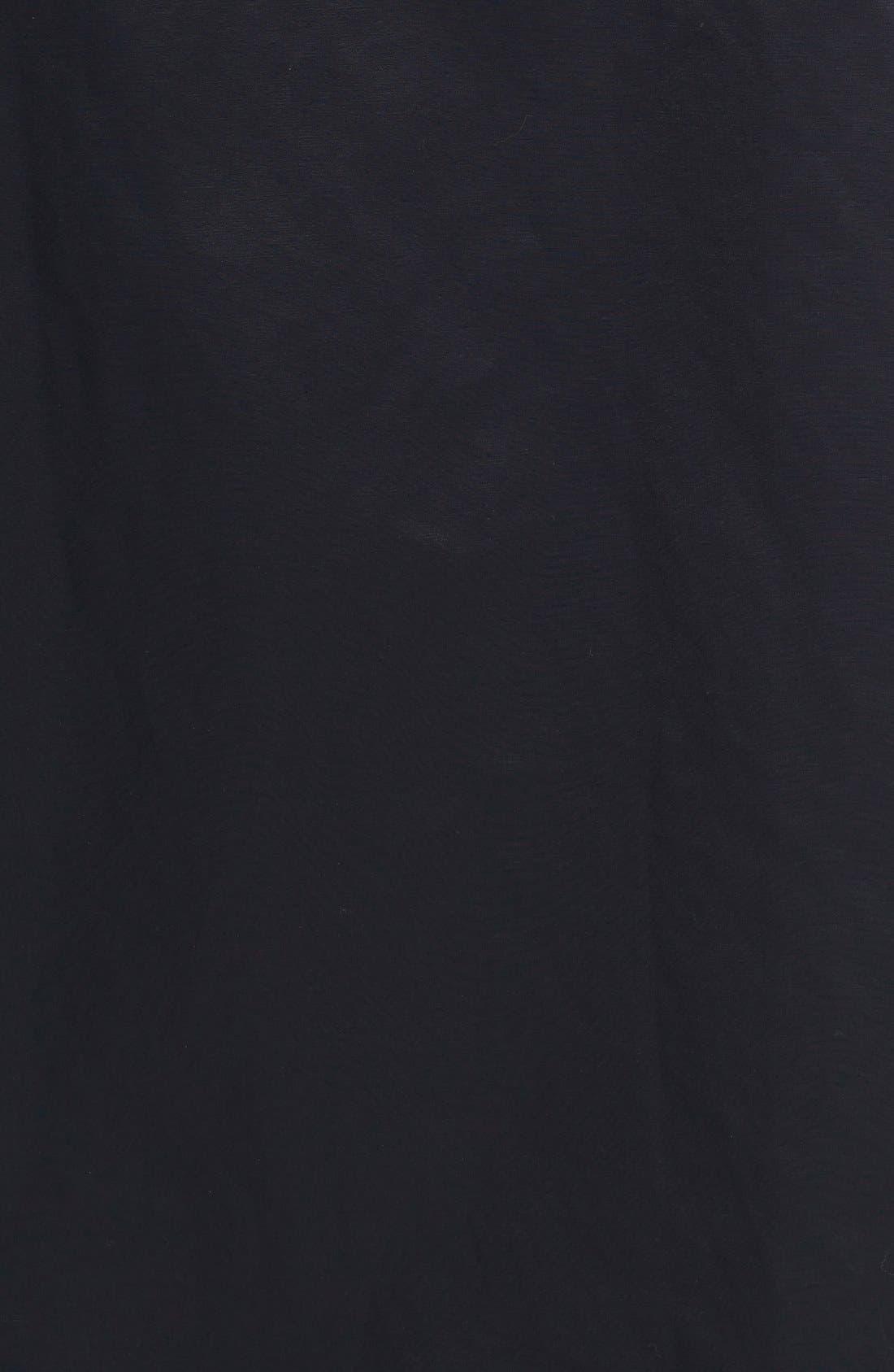 Alternate Image 3  - Eileen Fisher Contrast Lined Reversible Hooded A-Line Coat (Regular & Petite)