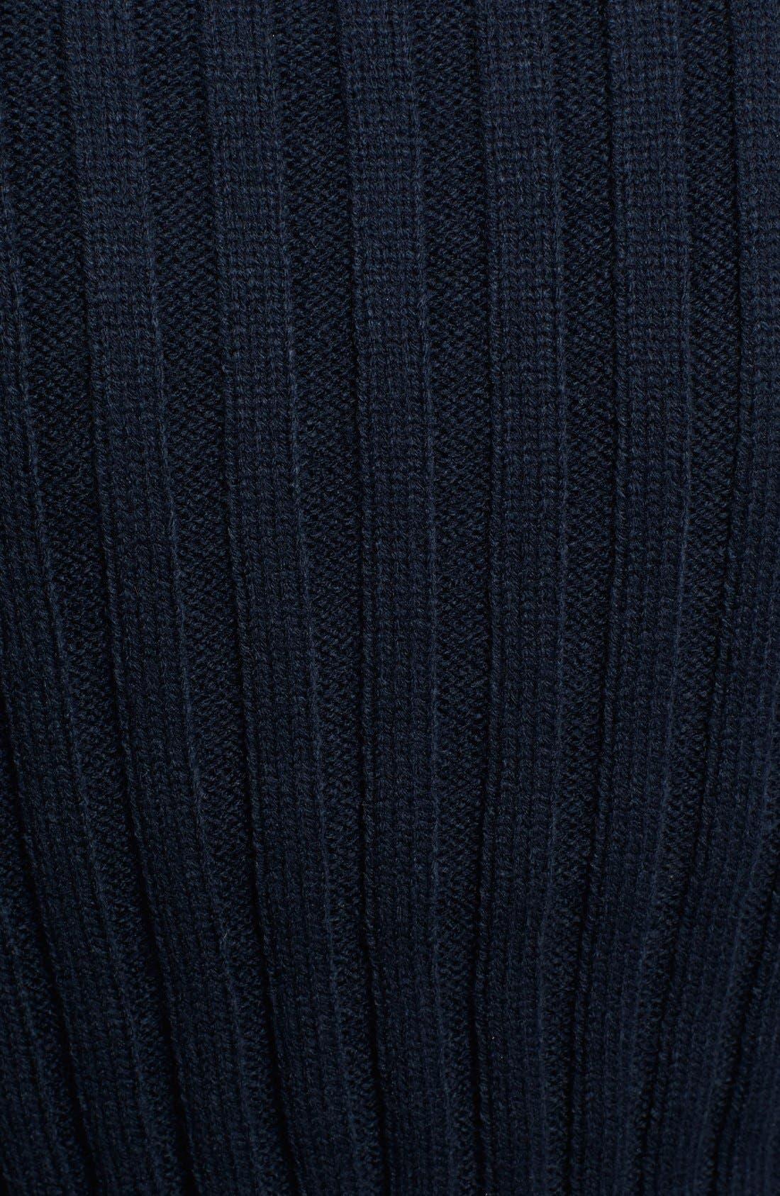 Alternate Image 3  - Ted Baker London 'Daisuma' Cable Engineered Sweater