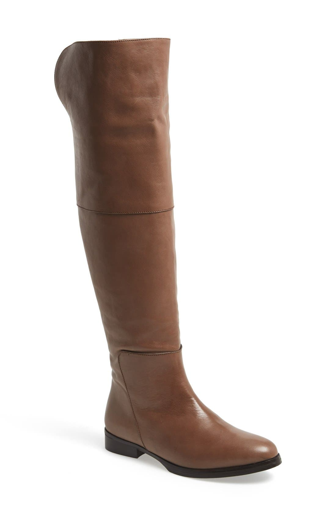 Alternate Image 1 Selected - Charles by Charles David 'Regina' Over-The-Knee Boot (Women)