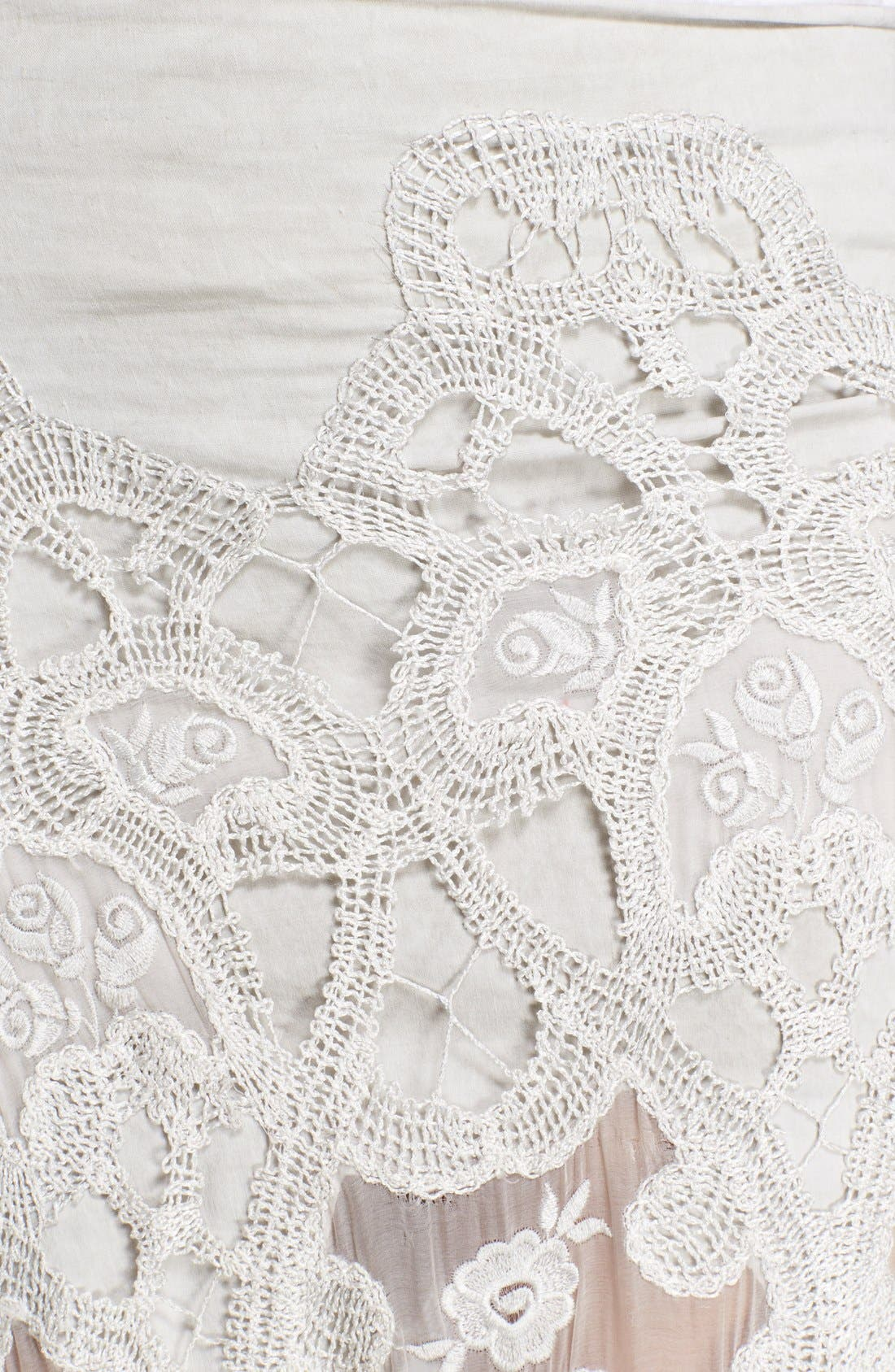 Alternate Image 3  - Donna Karan New York Macramé Lace Skirt