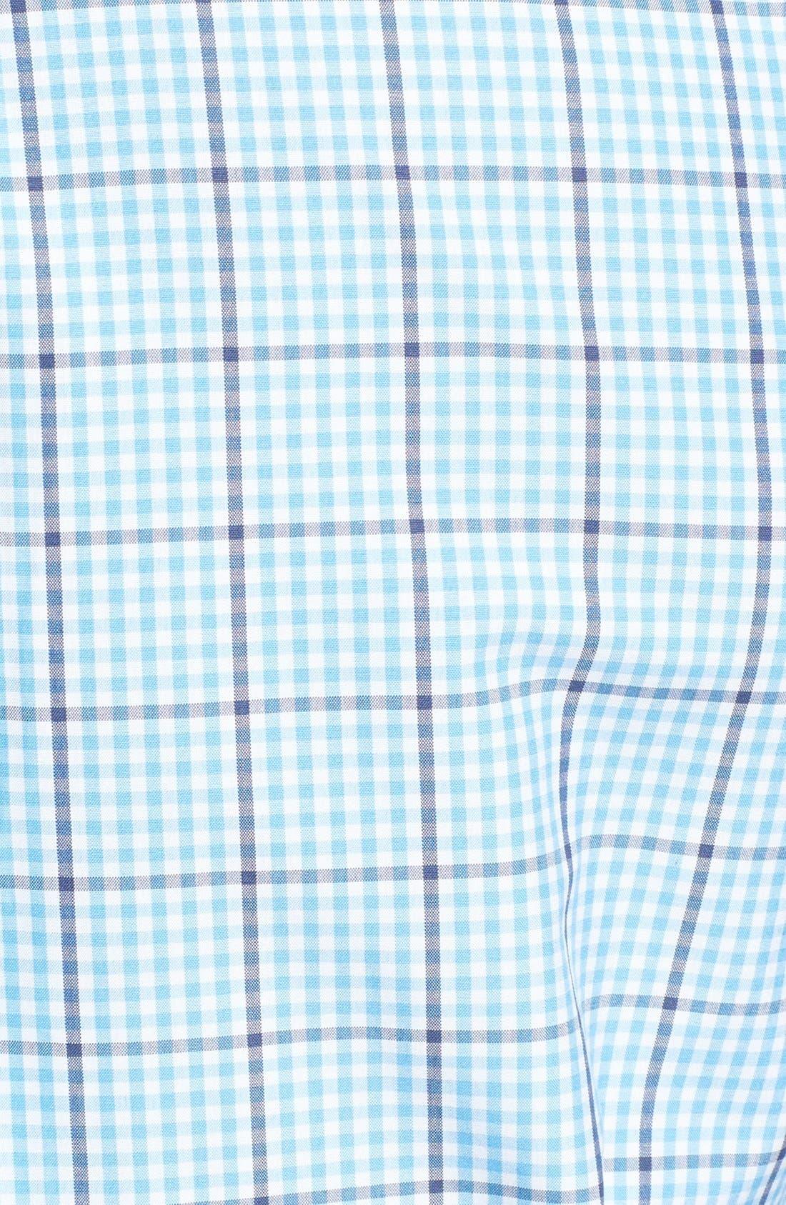 Alternate Image 3  - Vineyard Vines 'Whale - Pembroke Plaid' Regular Fit Sport Shirt