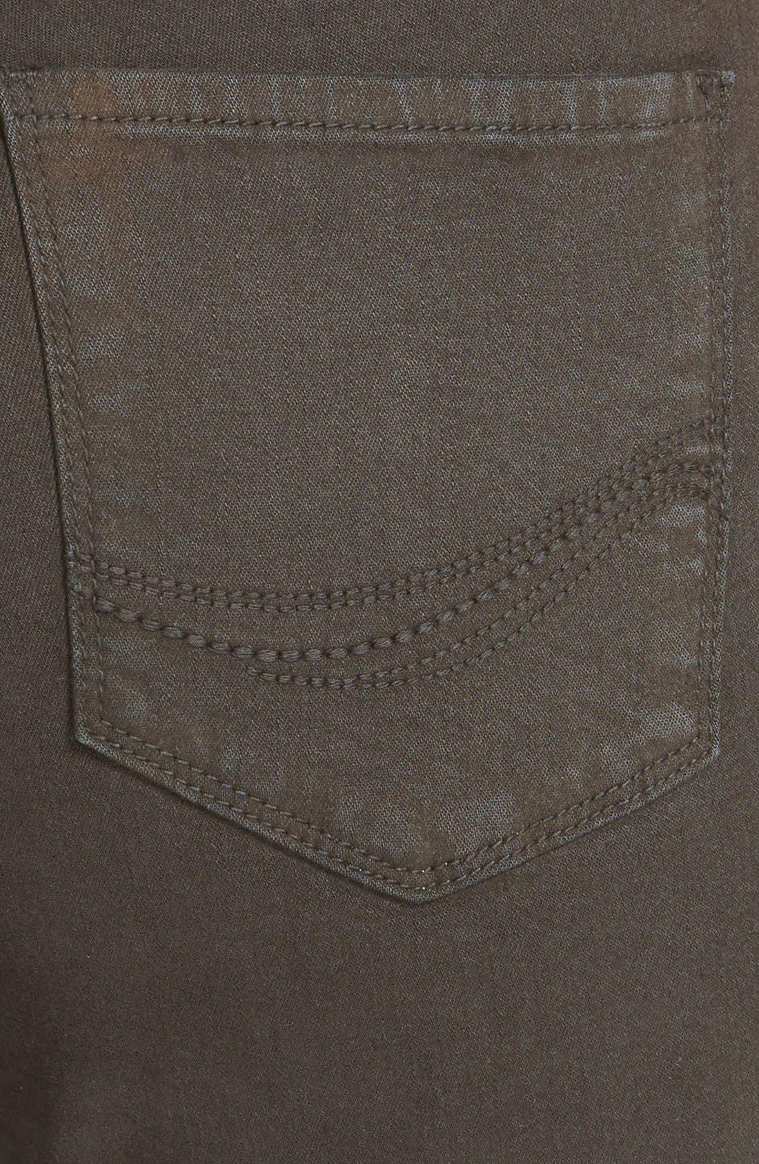 Alternate Image 3  - NYDJ Sheri Colored Stretch Skinny Jeans (Petite)