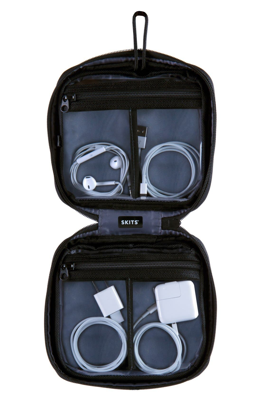 Alternate Image 2  - SKITS 'Smart' Tech Accessories & Cables Case