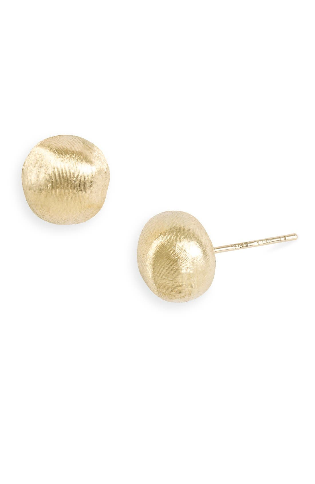 Marco Bicego 'Africa Gold' Nugget Earrings