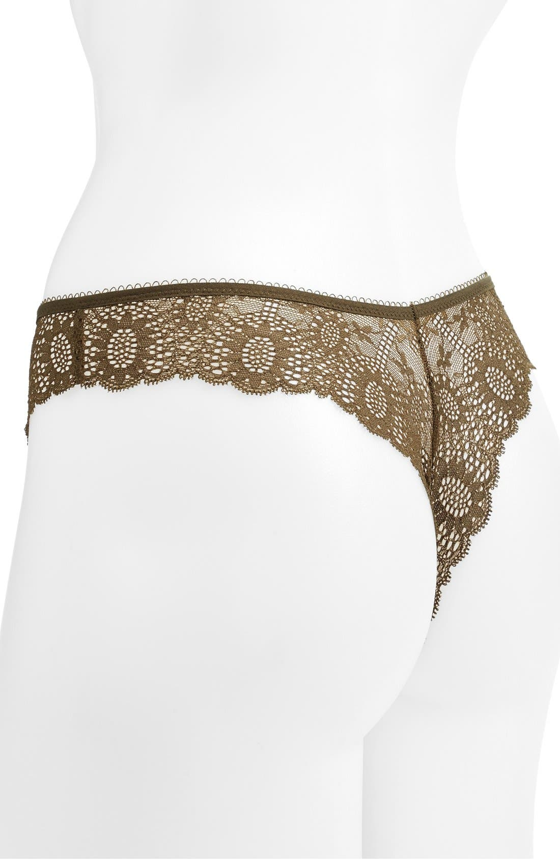 Alternate Image 2  - Simone Perele 'Caressence' Tanga