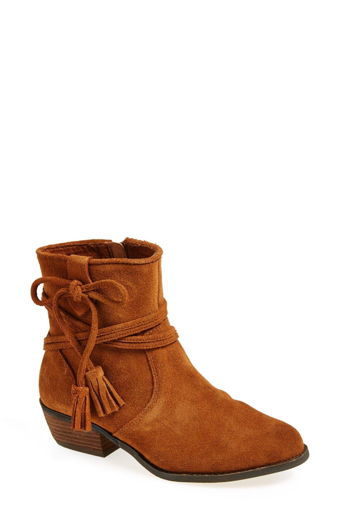 Alternate Image 1 Selected - Minnetonka 'Mesa' Boot (Women)
