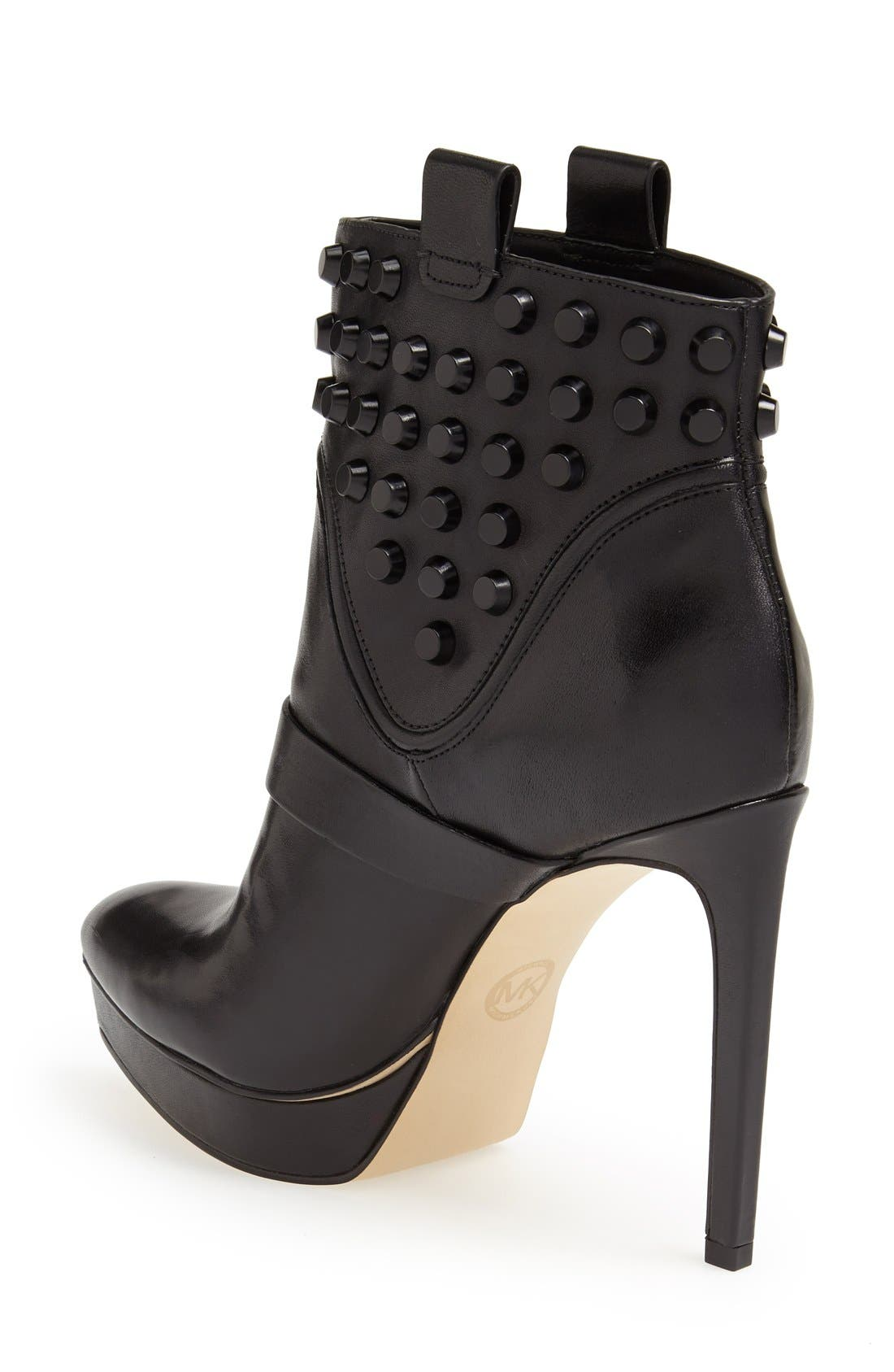 Alternate Image 2  - MICHAEL Michael Kors 'Bryn' Bootie (Women)