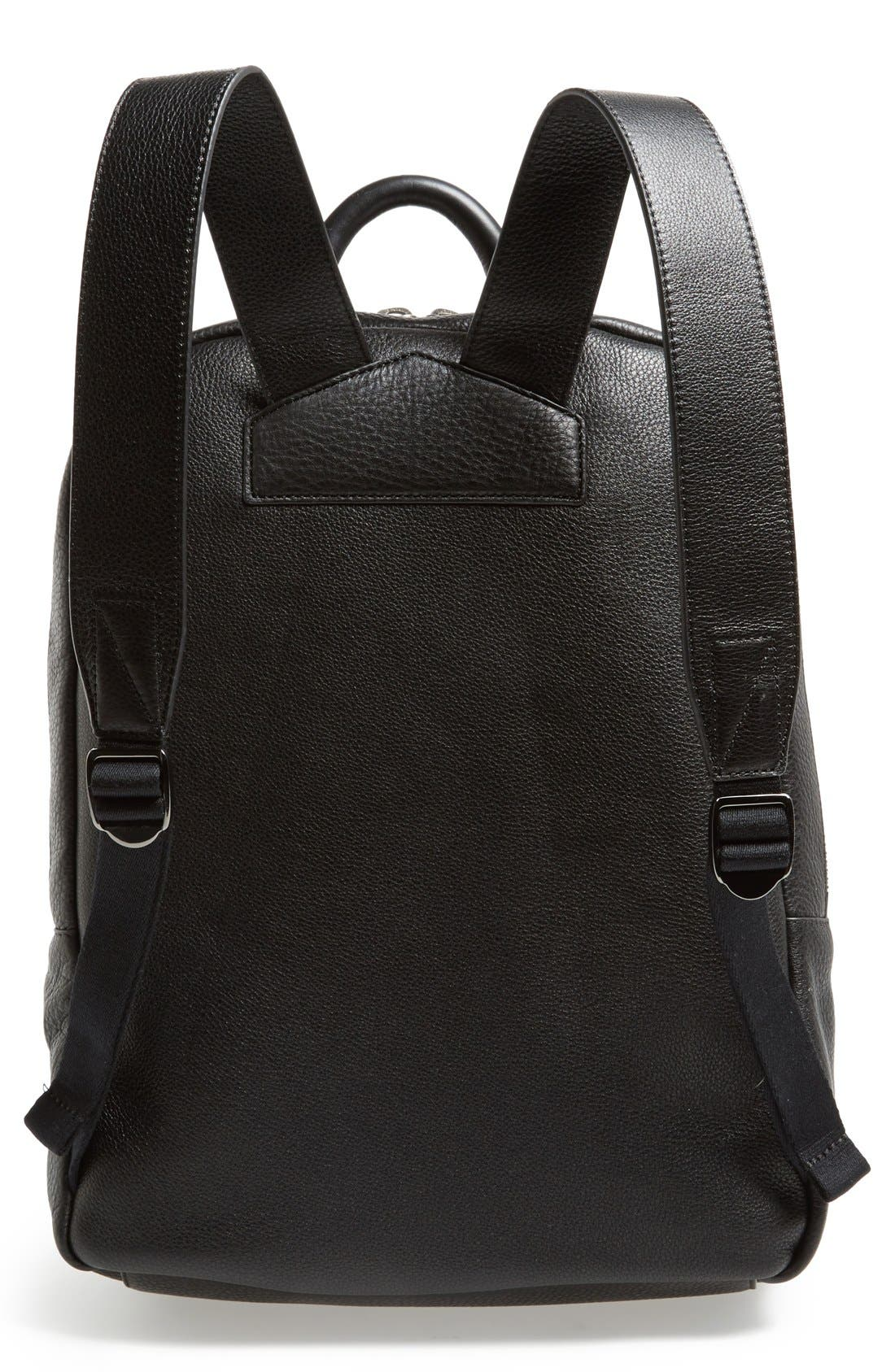 Alternate Image 3  - MARC BY MARC JACOBS 'Classic' Leather Backpack