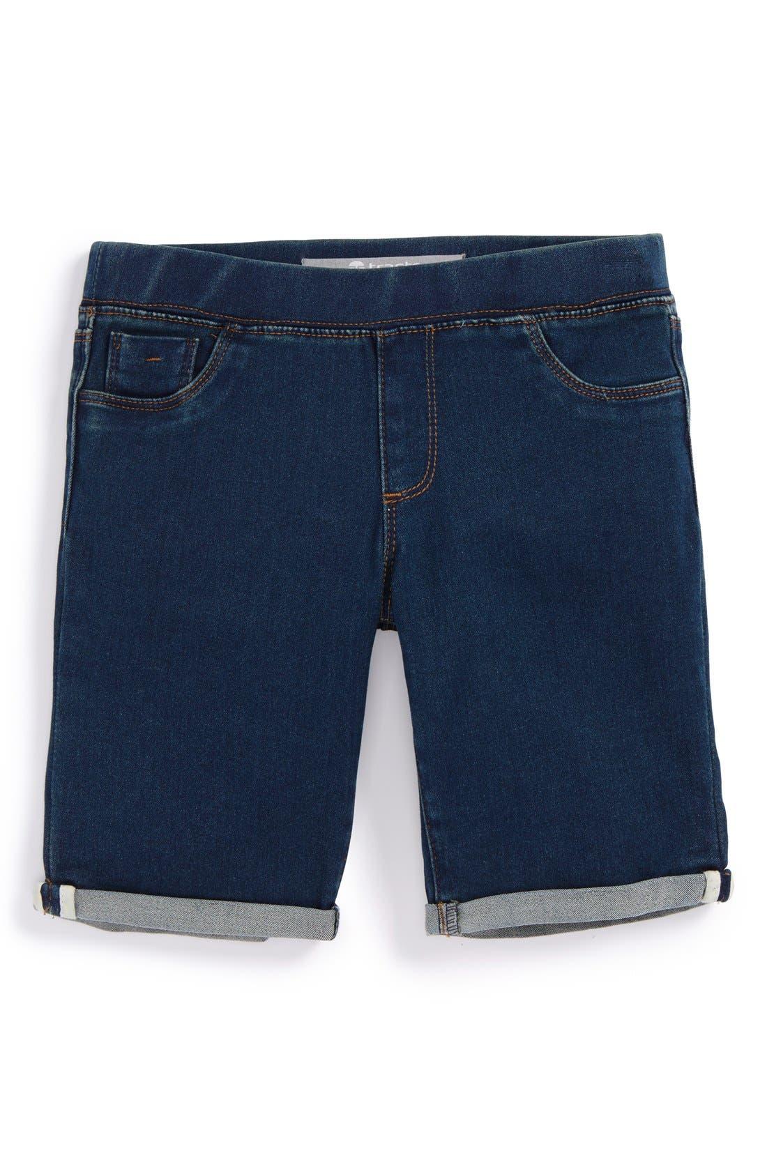 Alternate Image 1 Selected - Tractr Bermuda Shorts (Big Girls)