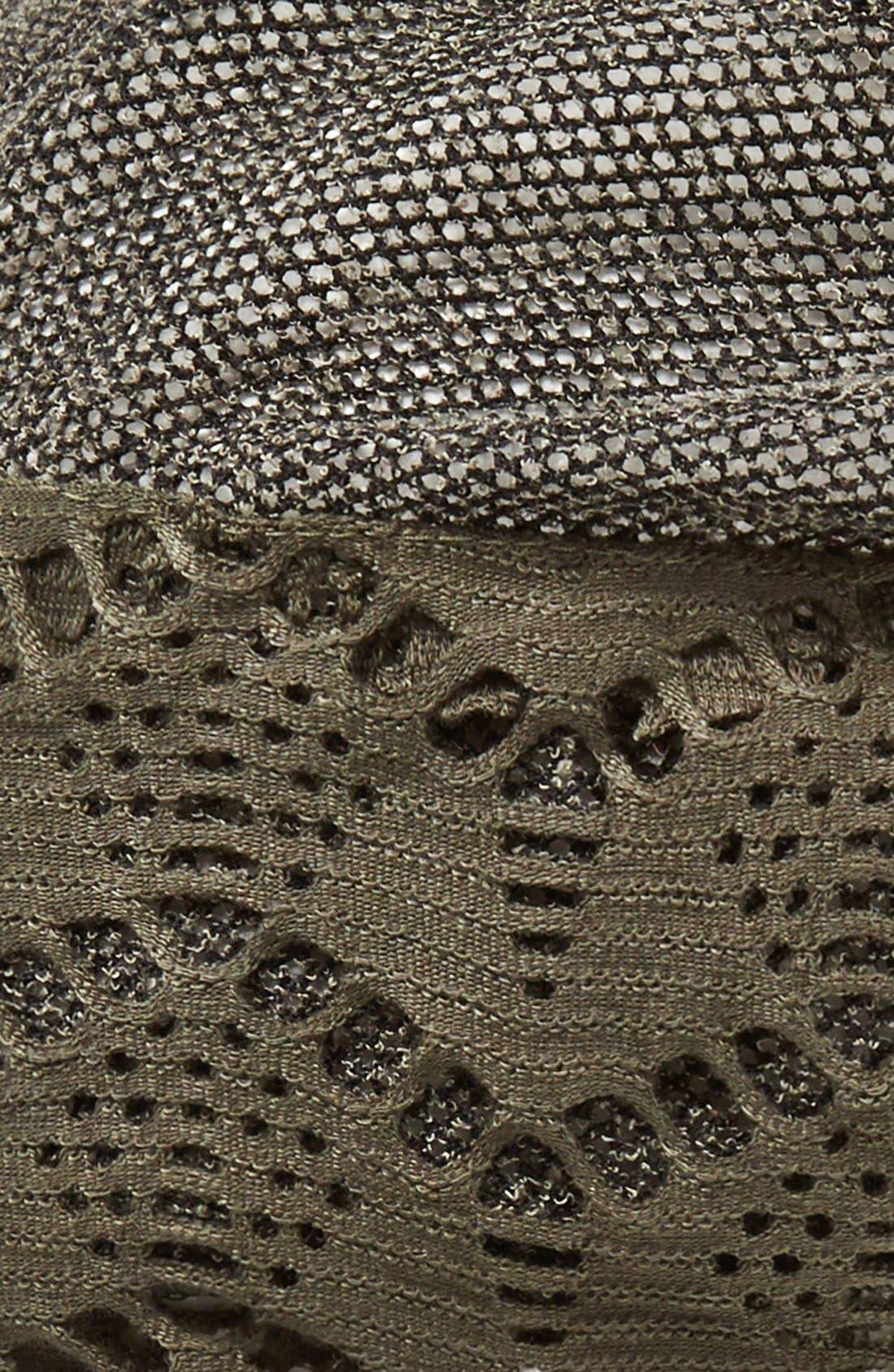 Alternate Image 2  - Tasha Slouchy Knit Beanie
