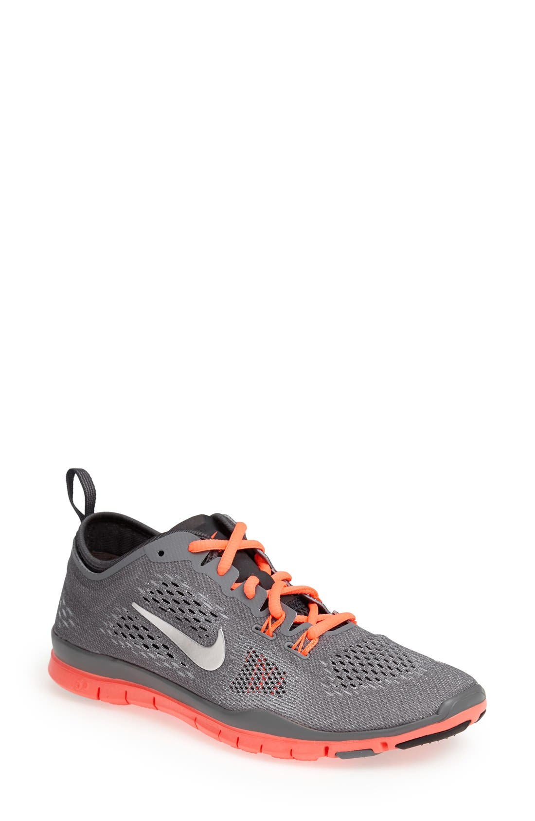 Alternate Image 1 Selected - Nike 'Free 5.0 TR Fit 4' Training Shoe (Women)