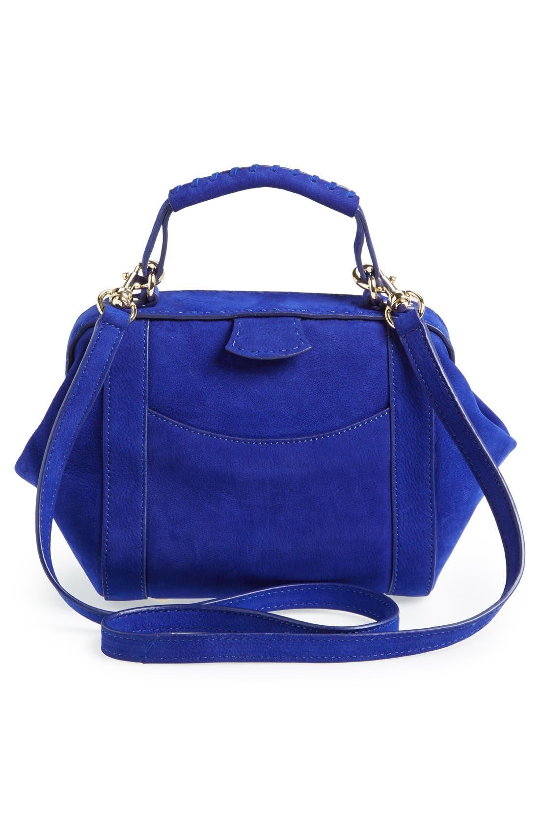 Alternate Image 4  - SJP 'Waverly' Suede Crossbody Bag