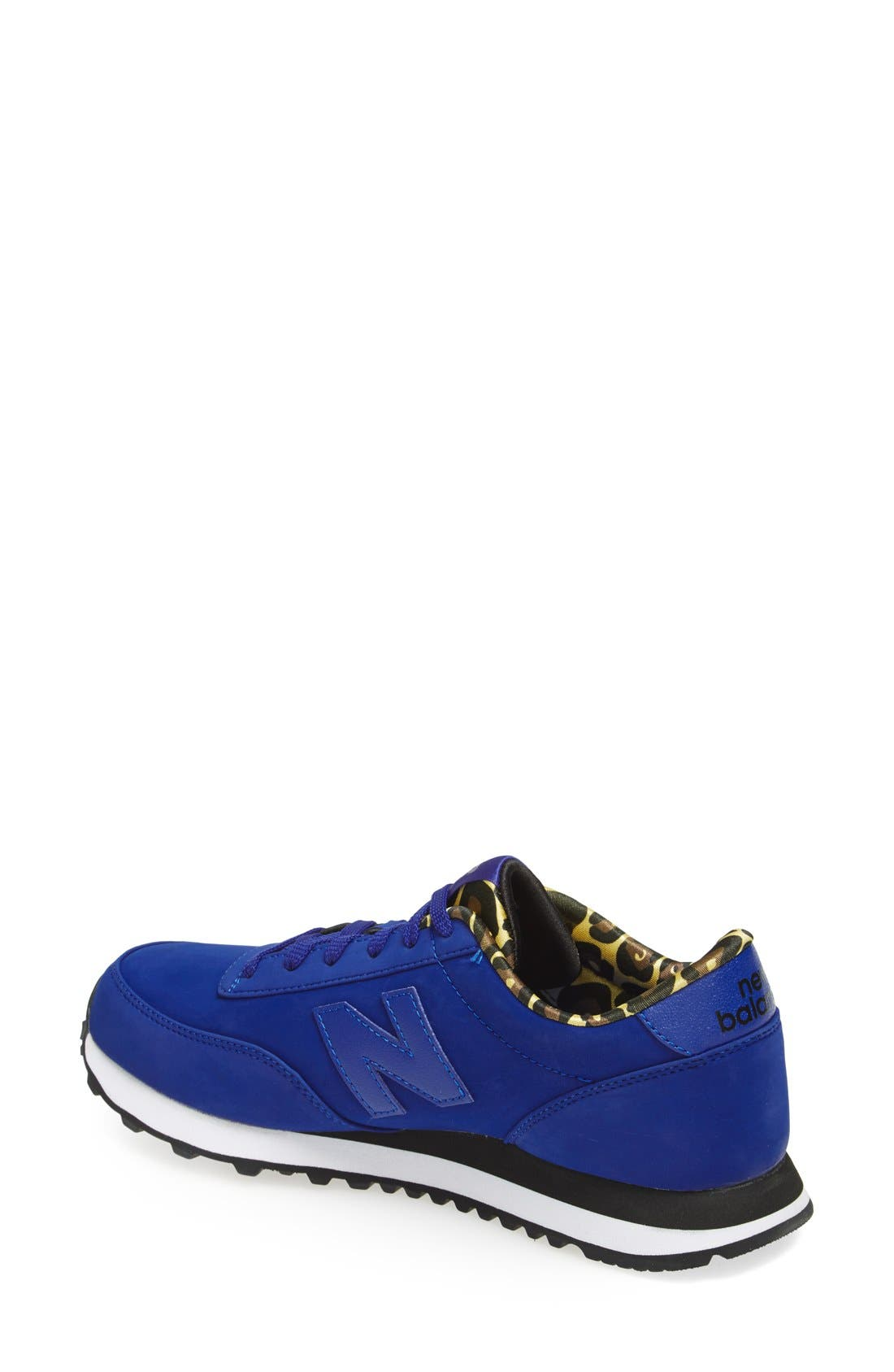 Alternate Image 2  - New Balance '501' Sneaker (Women)
