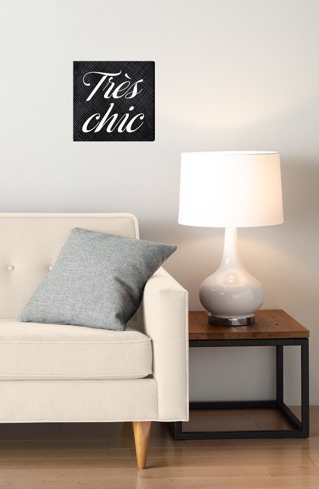 Alternate Image 2  - Oliver Gal 'Très Chic' Wall Art