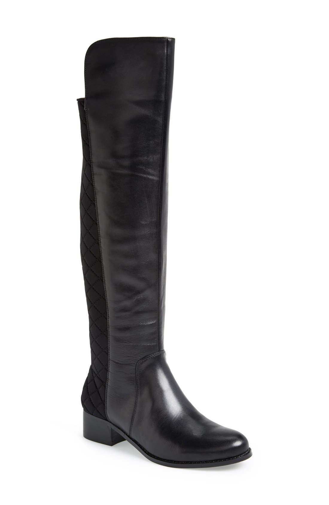 Alternate Image 1 Selected - Charles by Charles David 'Jace' Over The Knee Boot (Women)