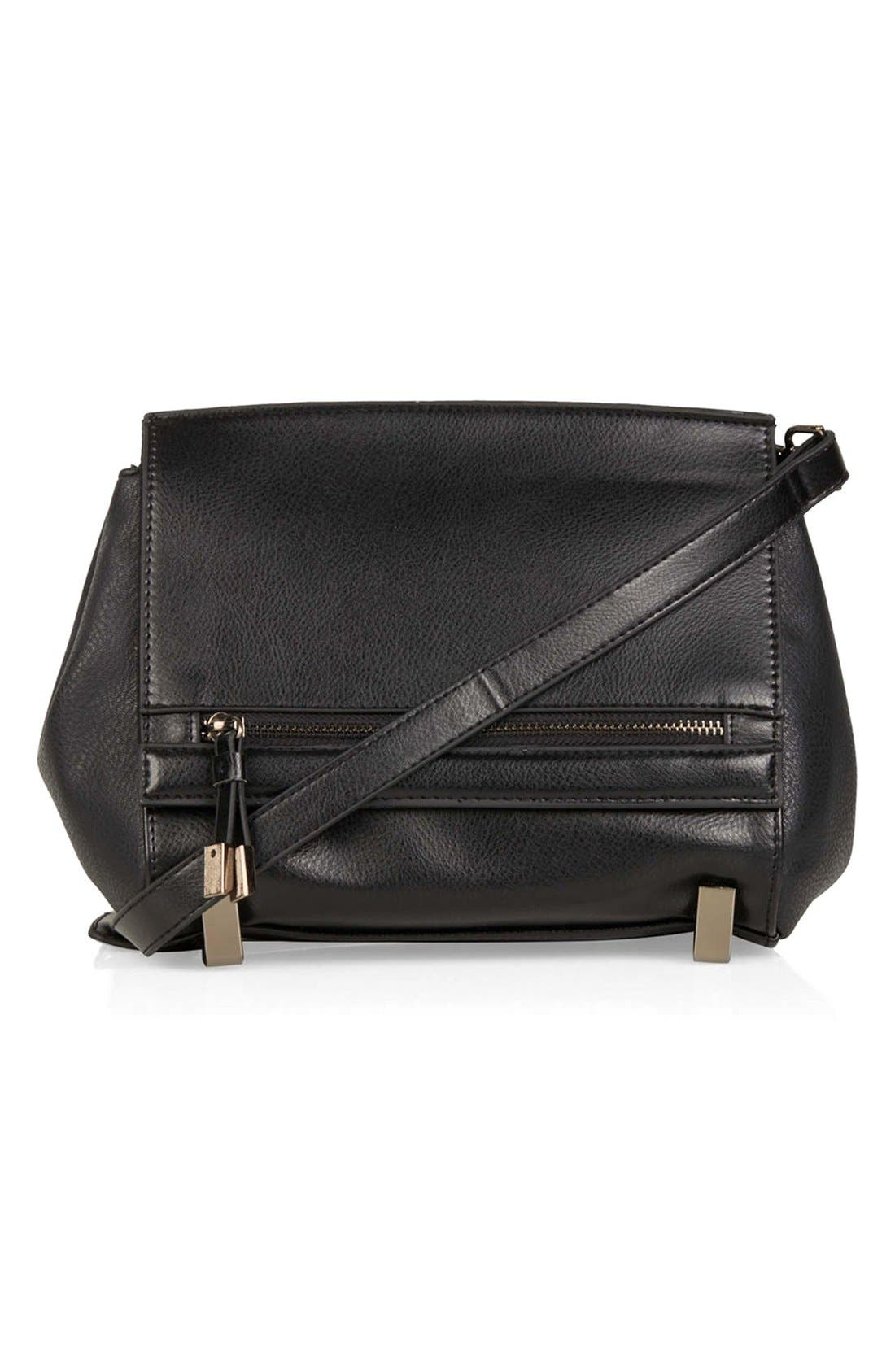 Alternate Image 1 Selected - Topshop Crossbody Bag