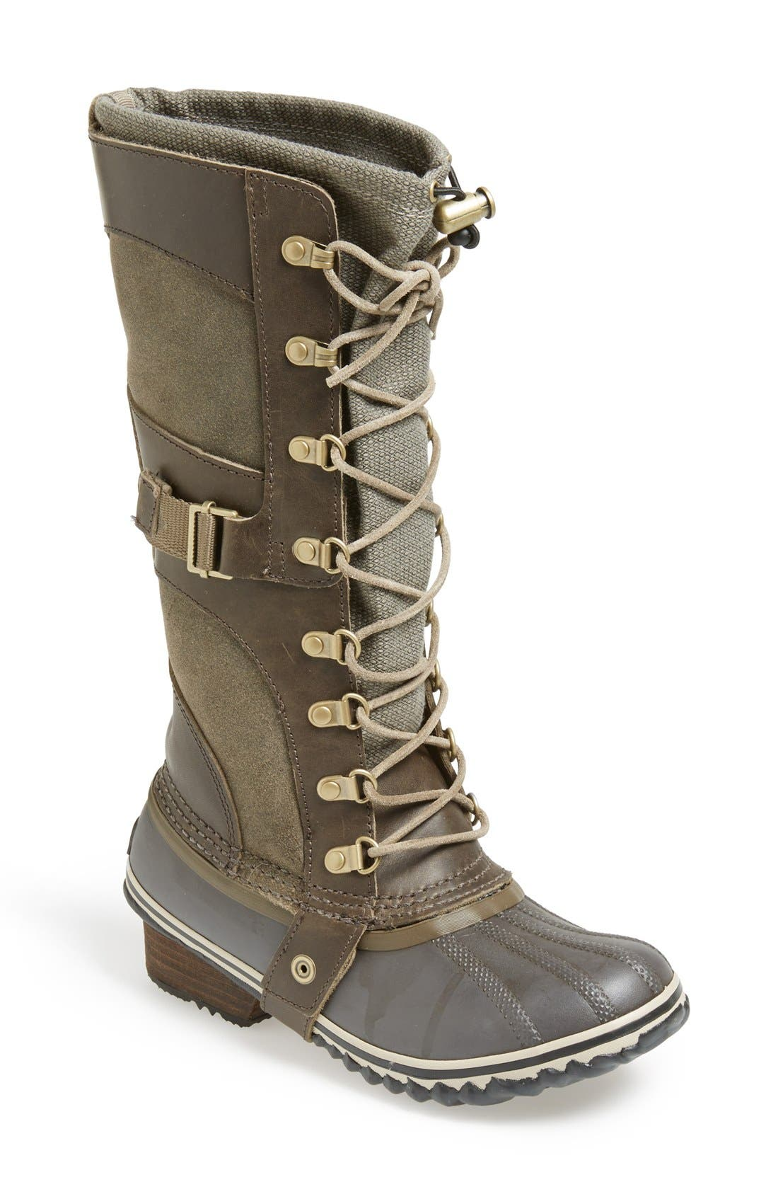 Main Image - SOREL 'Conquest Carly' Boot