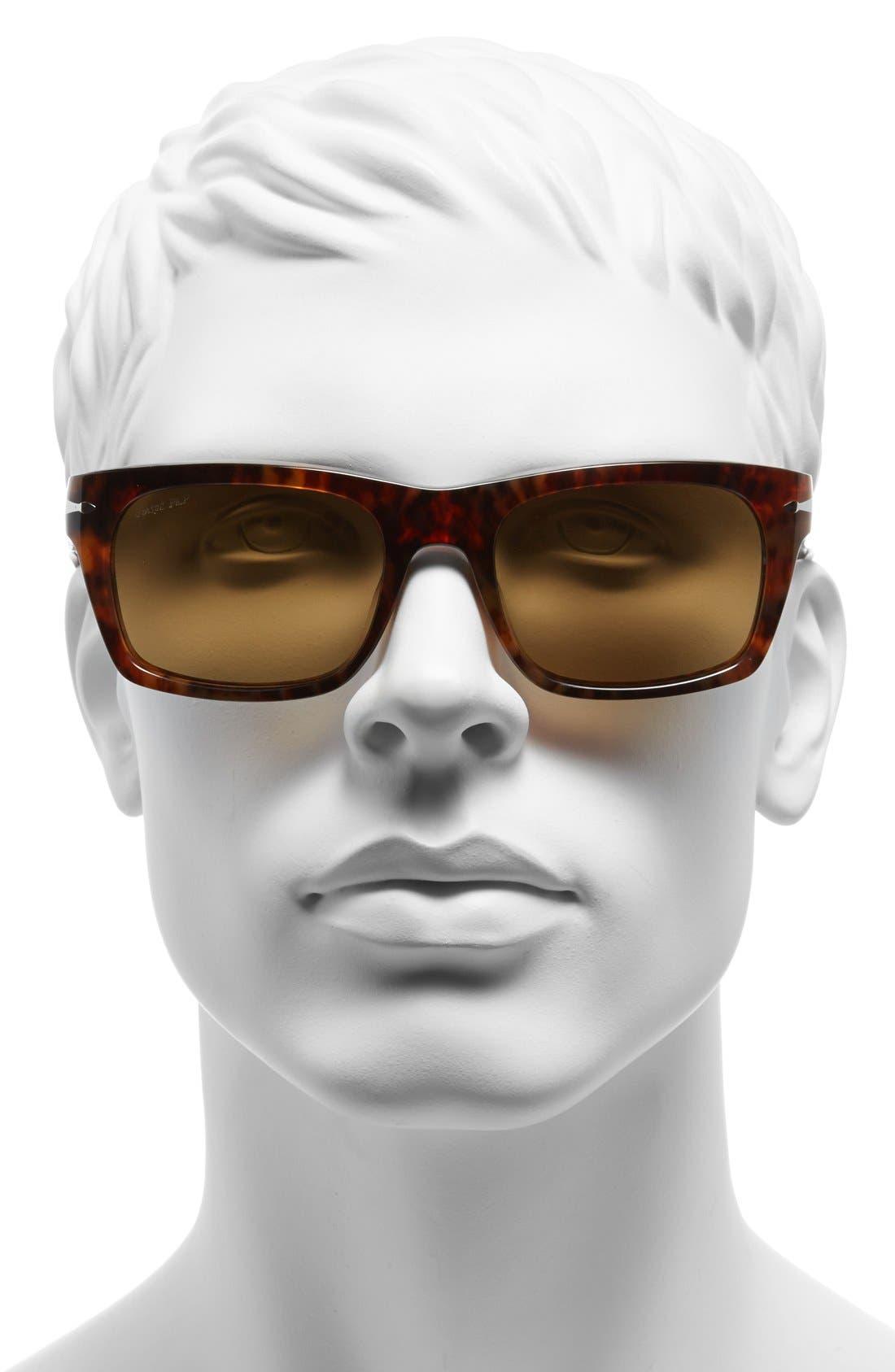 Alternate Image 2  - Persol 55mm Photochromatic Sunglasses