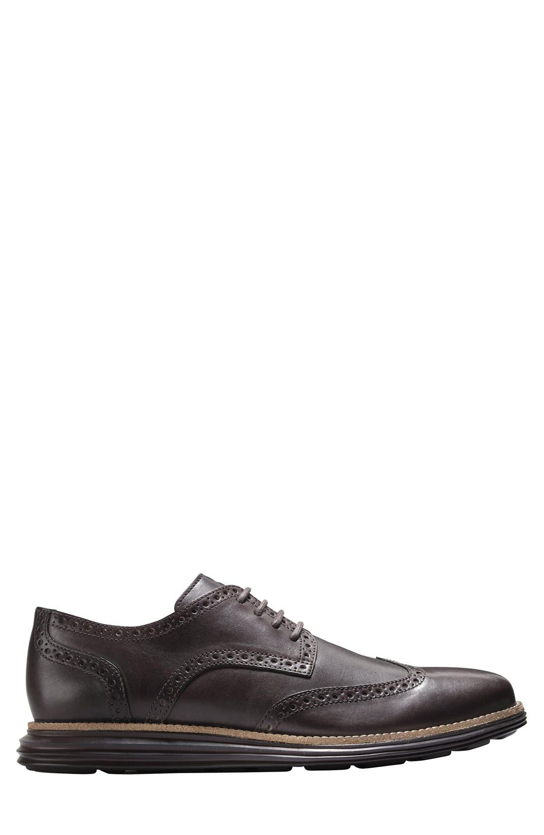 Alternate Image 3  - Cole Haan 'LunarGrand' Wingtip   (Men)