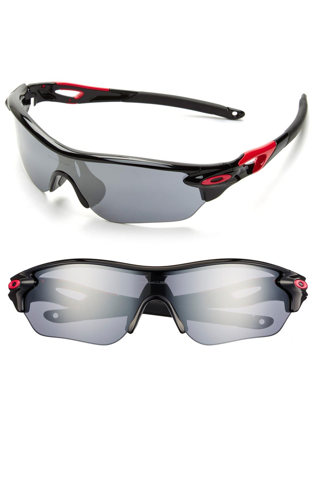 Main Image - Oakley 'RadarLock™' Edge' 155mm Sunglasses