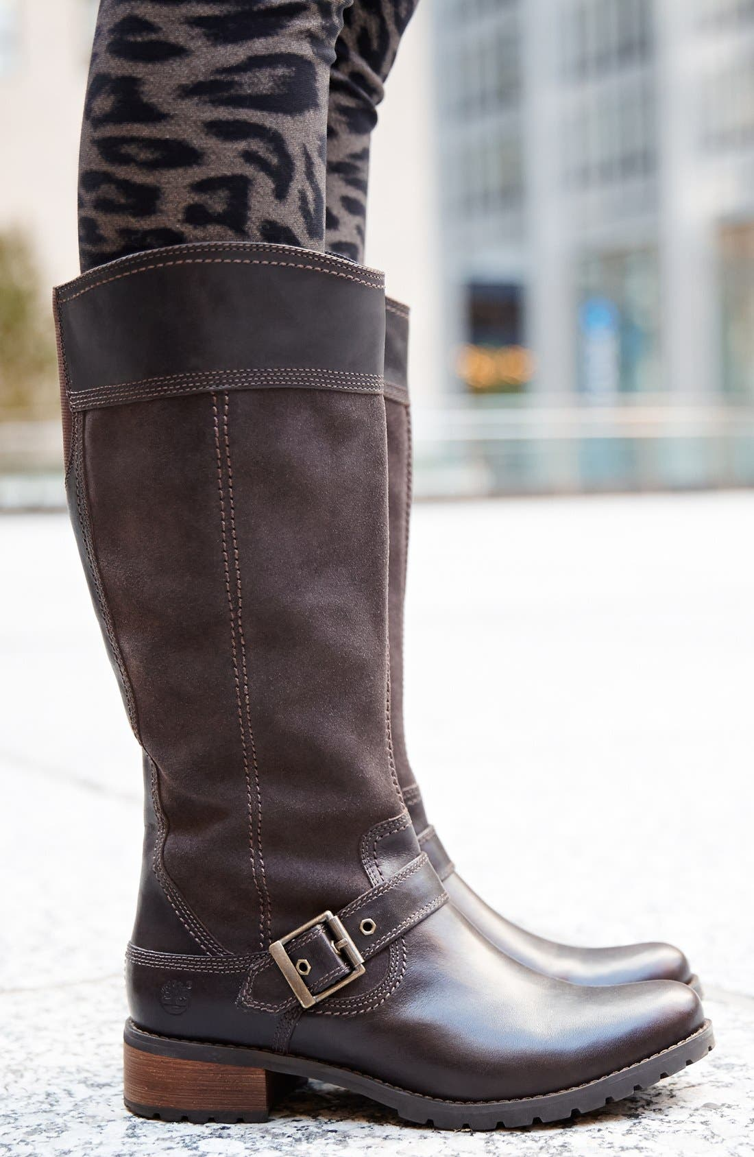 Alternate Image 5  - Timberland Earthkeepers® 'Bethel' Tall Boot (Women)